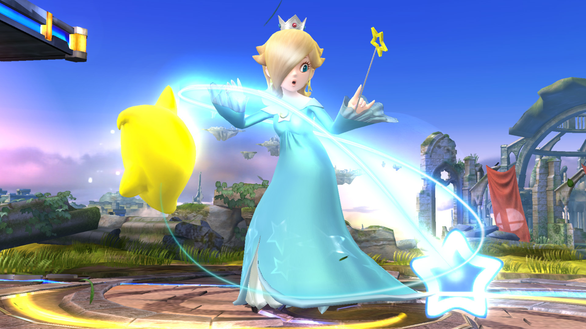 1920x1080 Rosalina and Luma · Stars ...