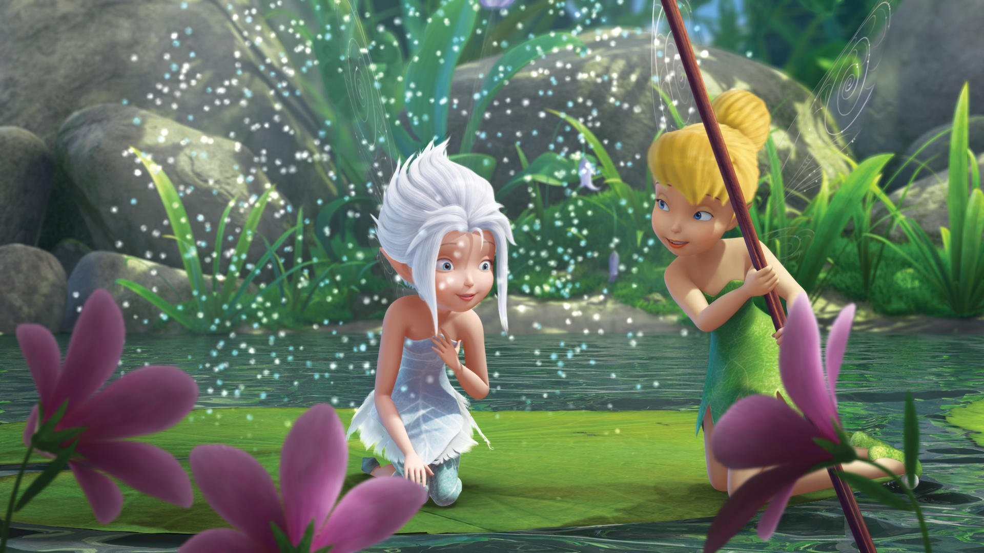 1920x1080 Tinkerbell Secret Of The Wings 814383 ...