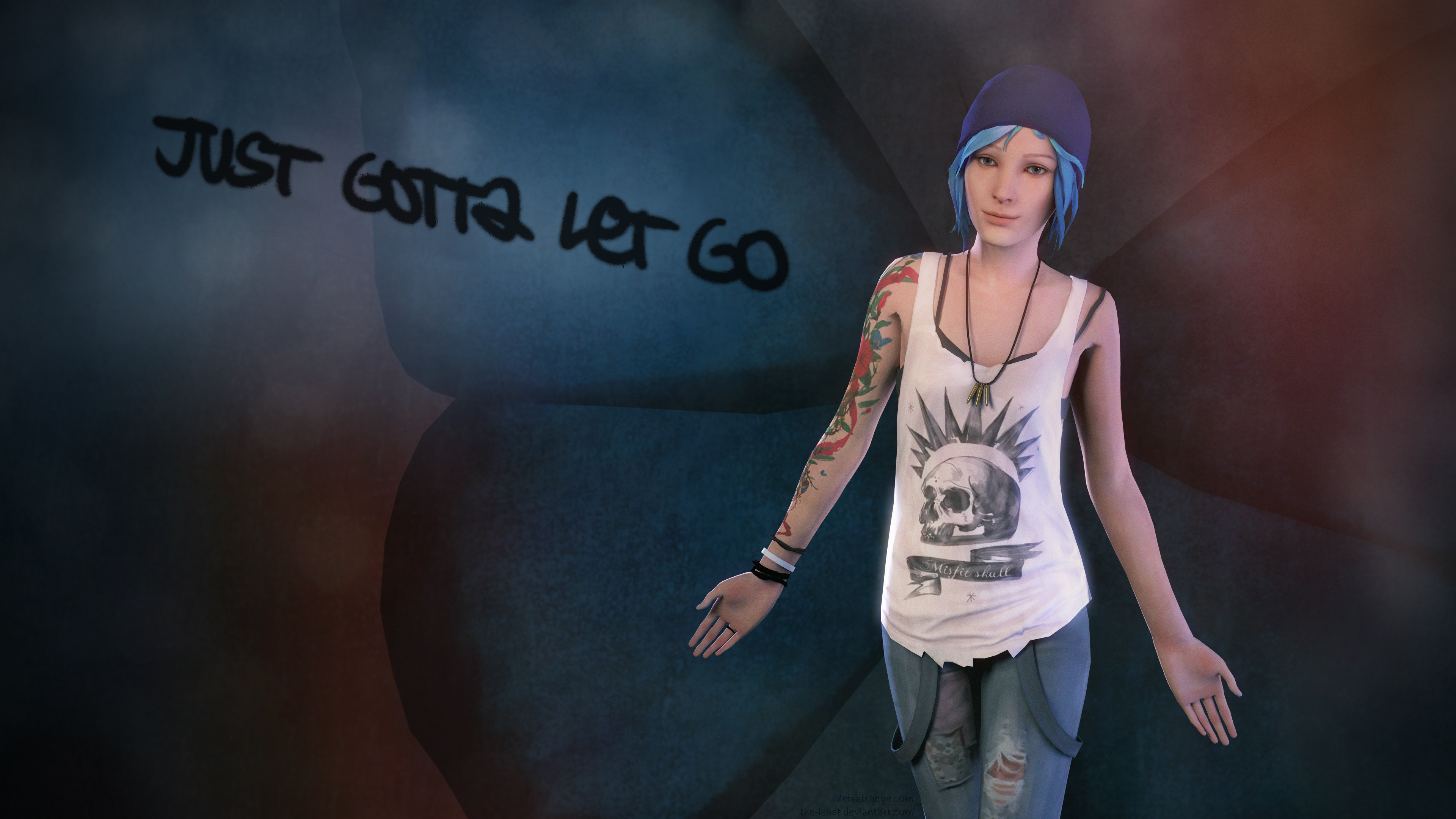 63681058a6f4 Chloe Price - Just Gotta Let Go by the-least