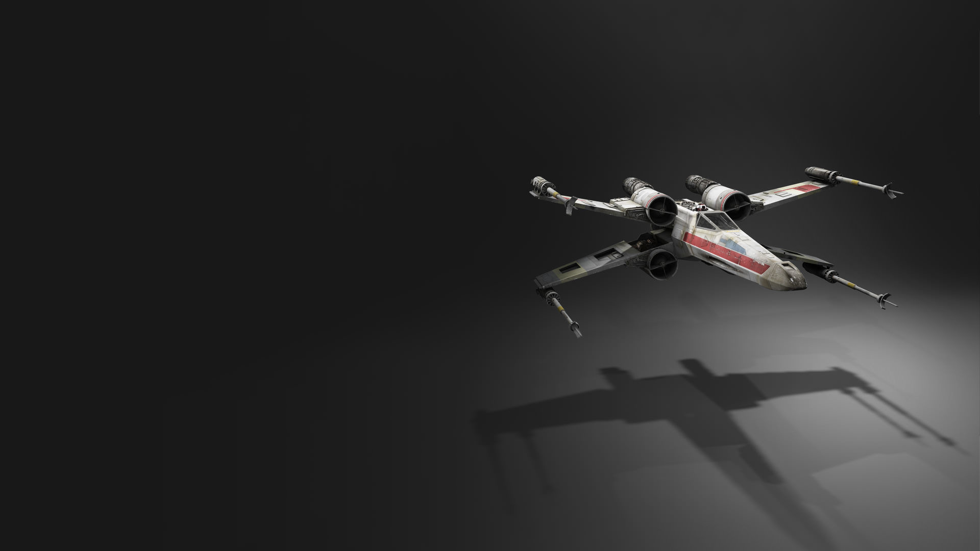 1920x1080 Star Wars X wing Minimalism Wallpapers HD Desktop and Mobile
