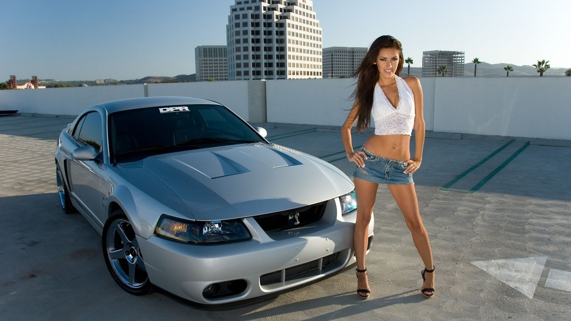 1920x1080 HD Wallpaper | Background ID:152374.  Vehicles Ford Mustang. 14  Like. Favorite