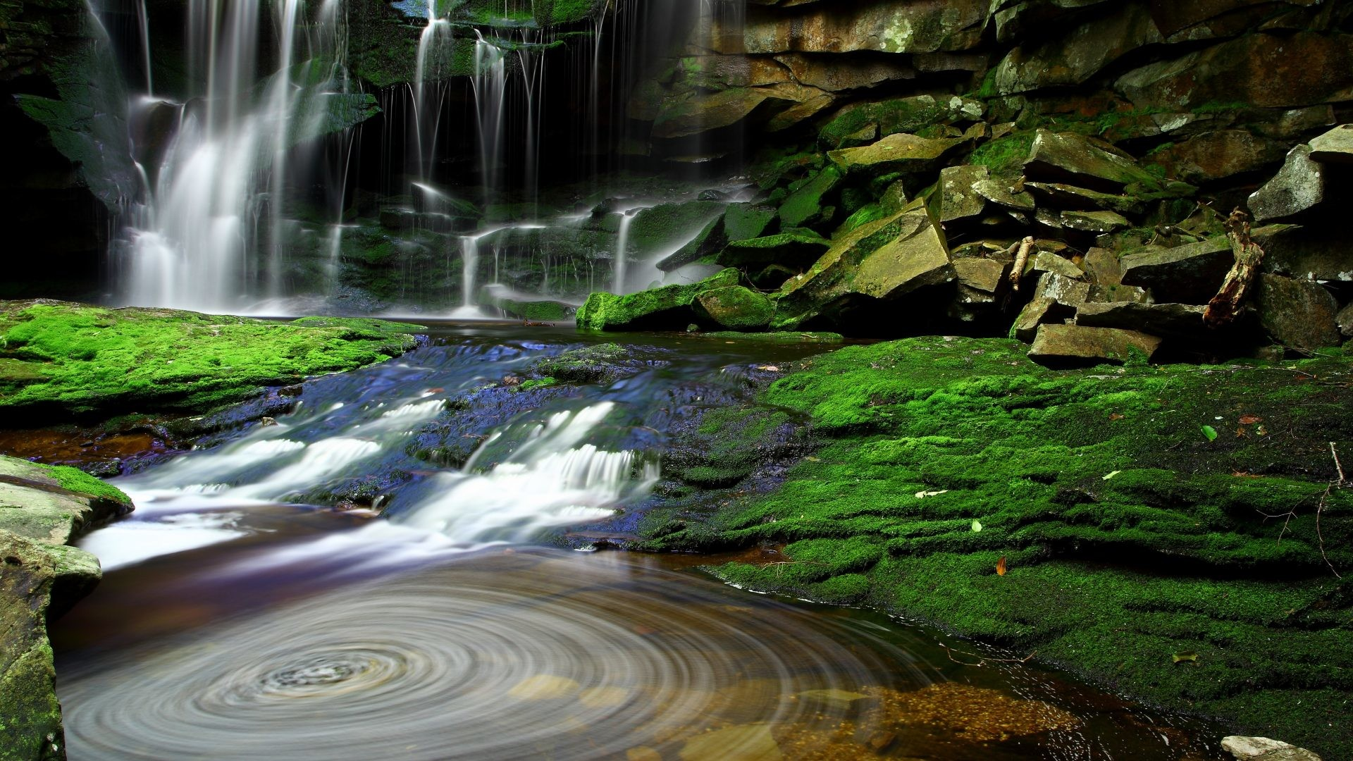 1920x1080 Wallpapers Collection AWaterfall WallpapersA