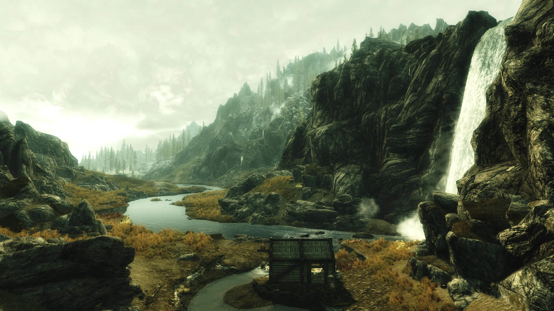 1920x1080 Skyrim Wallpaper Hd | HD Wallpapers | Pinterest | Skyrim, 3d wallpaper and  Wallpaper