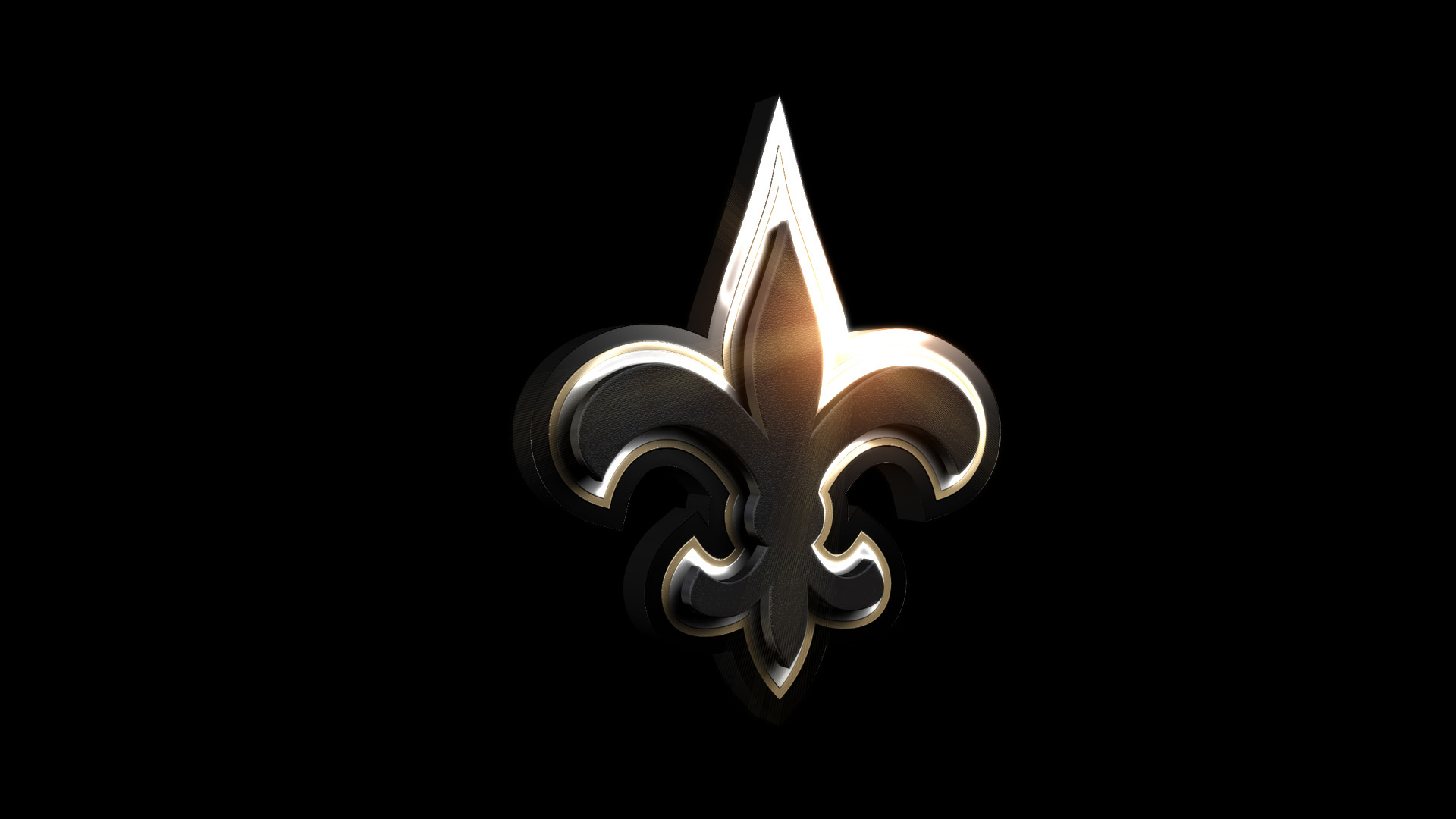 New Orleans Saints Wallpaper Logo 66 Images