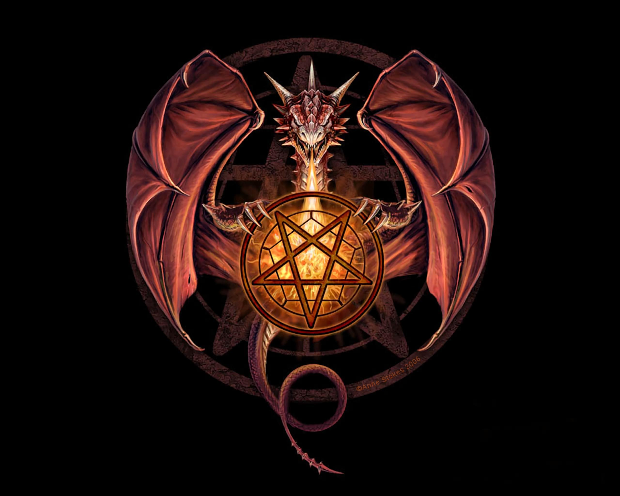 Wiccan Pentagram Wallpaper 53 Images