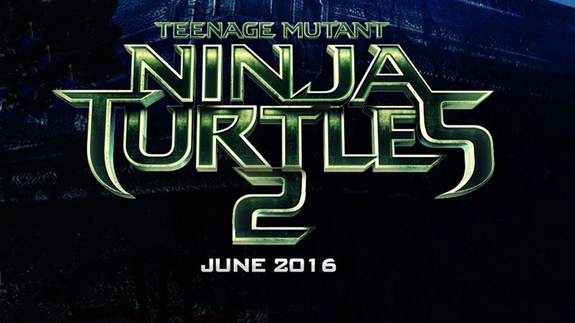1920x1080 Teenage Mutant Ninja Turtles 2 Wallpapers High Resolution and .