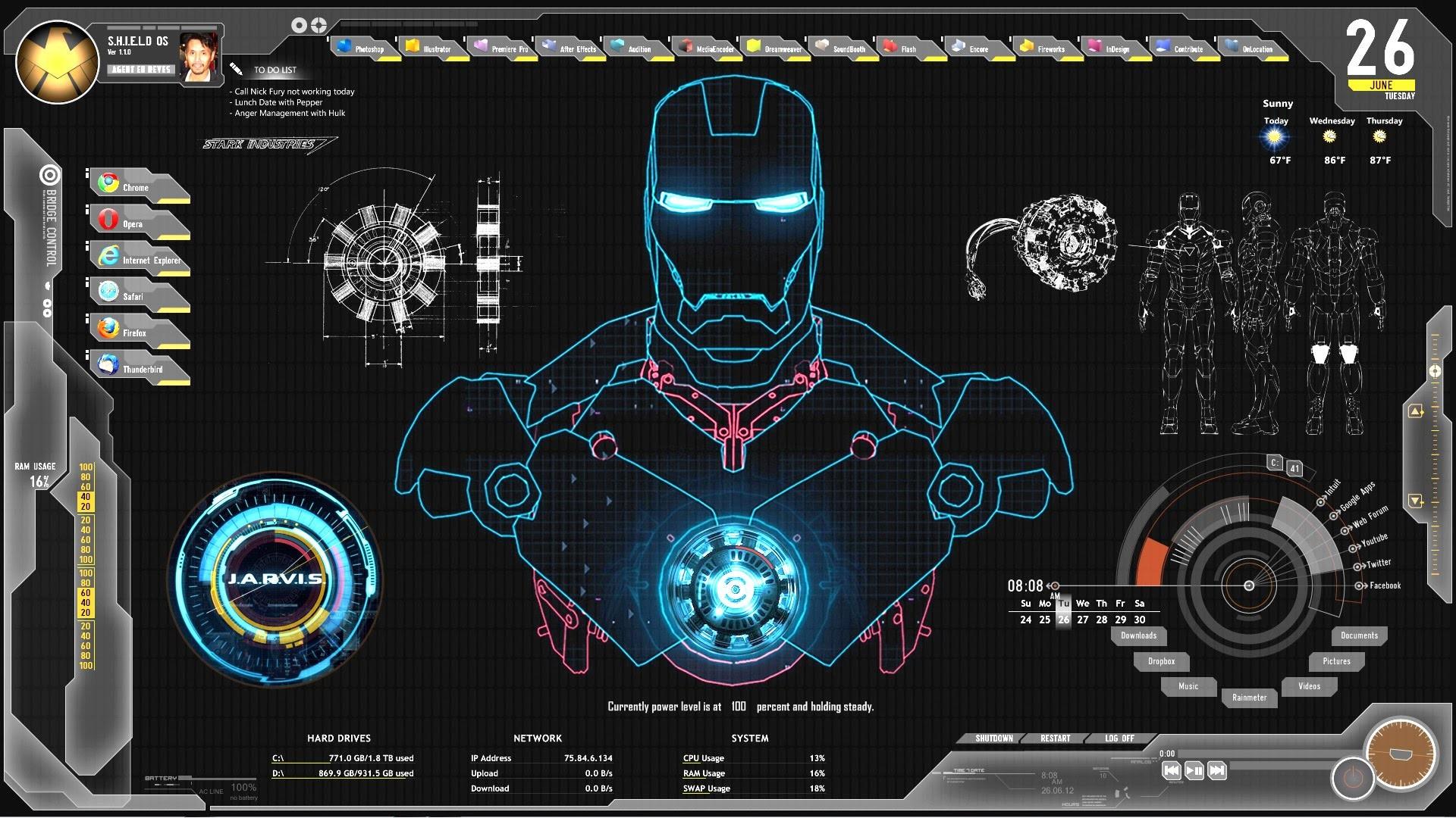 Windows 10 Futuristic Wallpaper (70+ Images