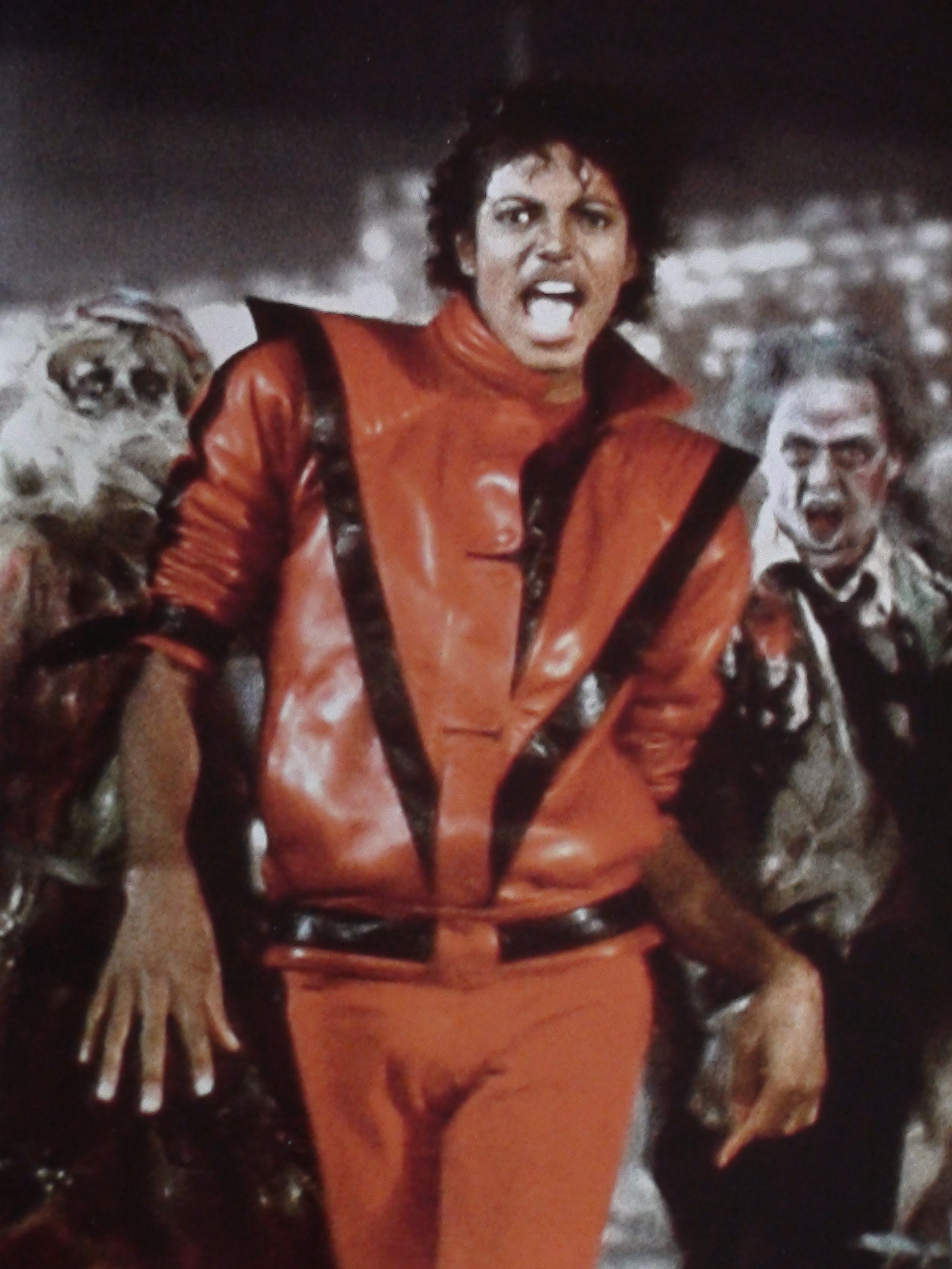 Michael Jackson Thriller Wallpaper 63 Images
