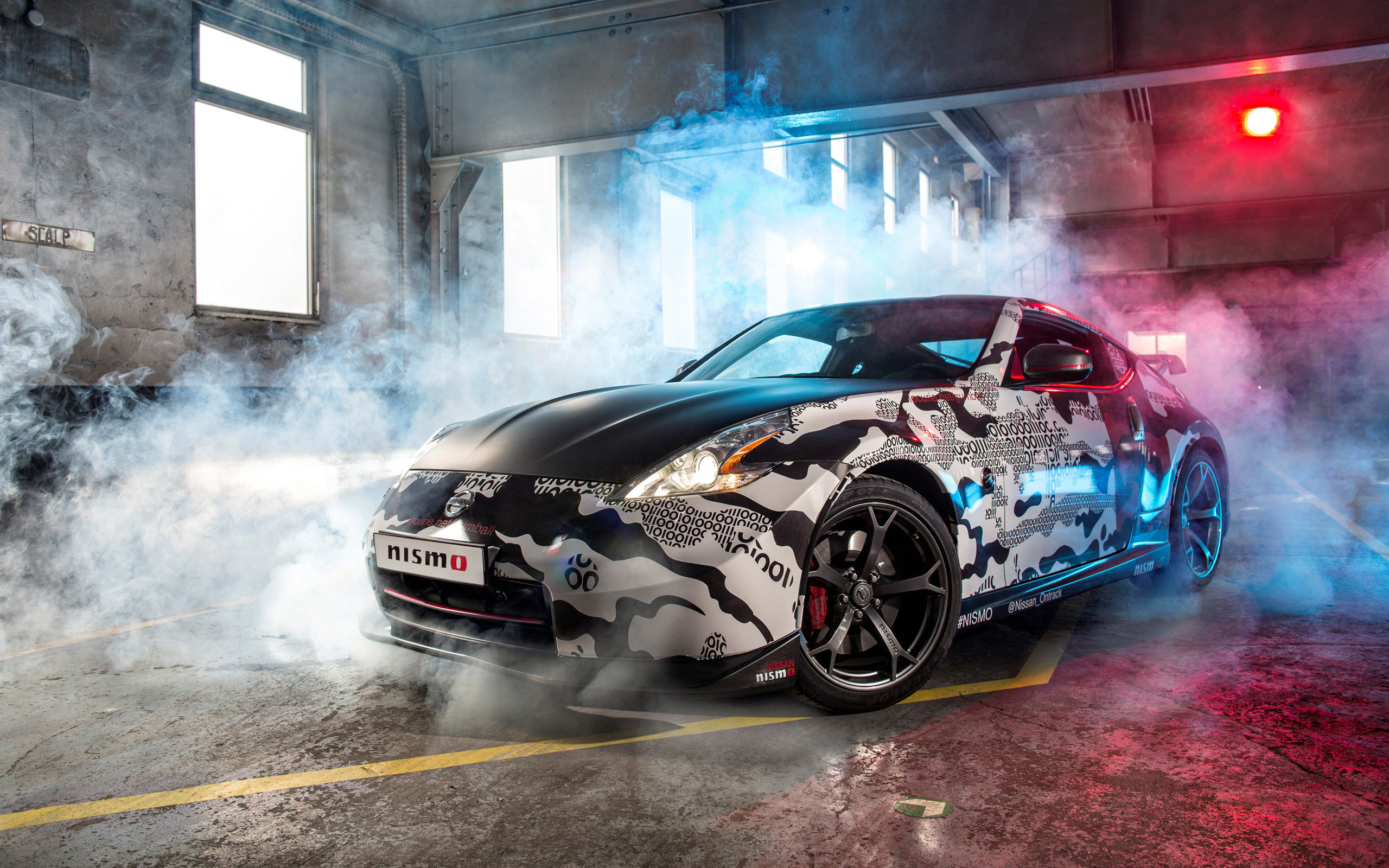 2560x1600 2013 Nissan 370Z NISMO Gumball 3000 Rally