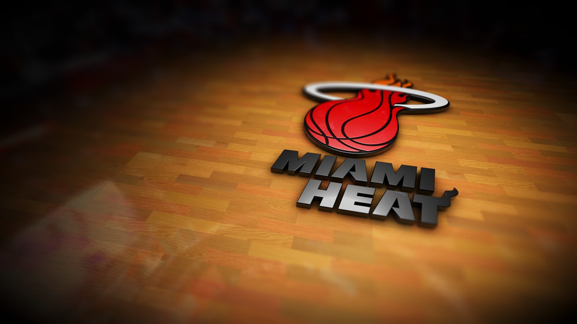 1920x1080 Miami Heat For Desktop Wallpaper with high-resolution  pixel. You  can use this