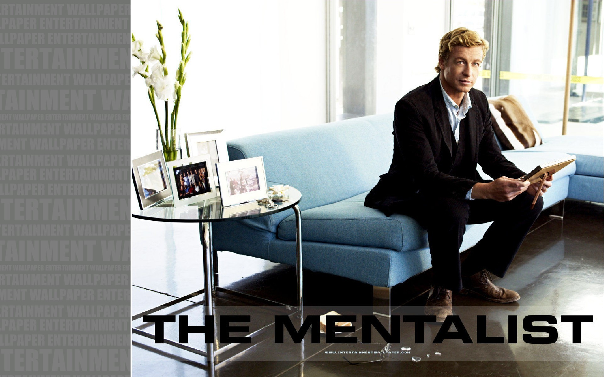 1920x1200 The Mentalist Wallpaper - Original size, download now.