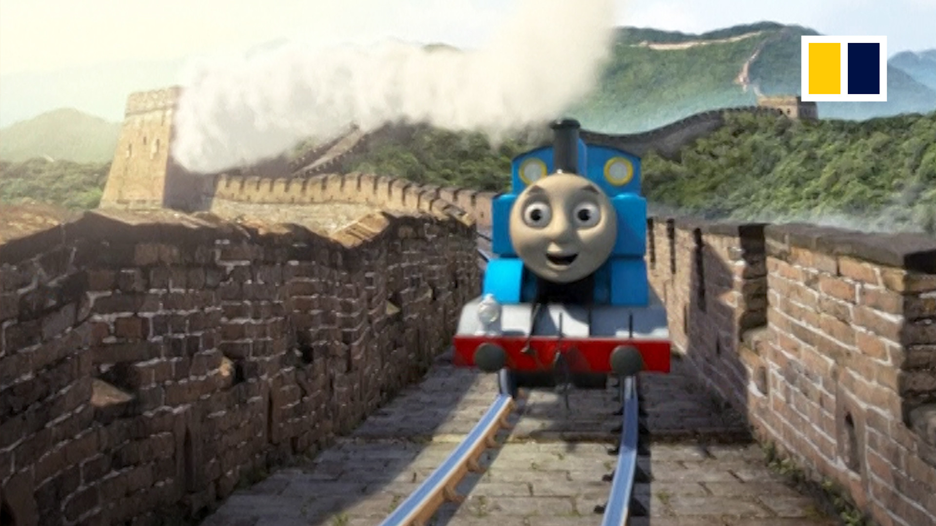1920x1080 Thomas the Tank Engine travels the world and makes some diverse new friends  | South China Morning Post