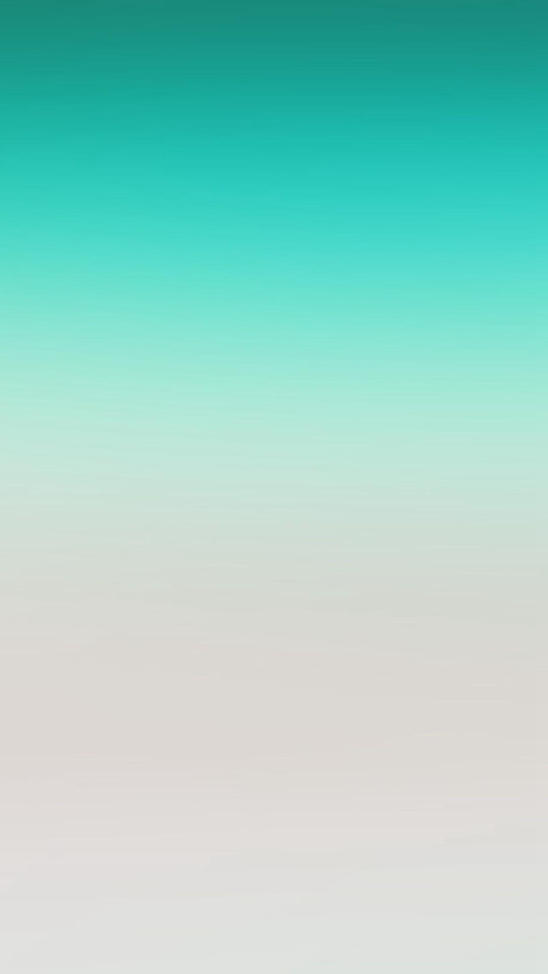 1080x1920 Sky Green Clear White Gradation Blur IPhone 6 Wallpaper