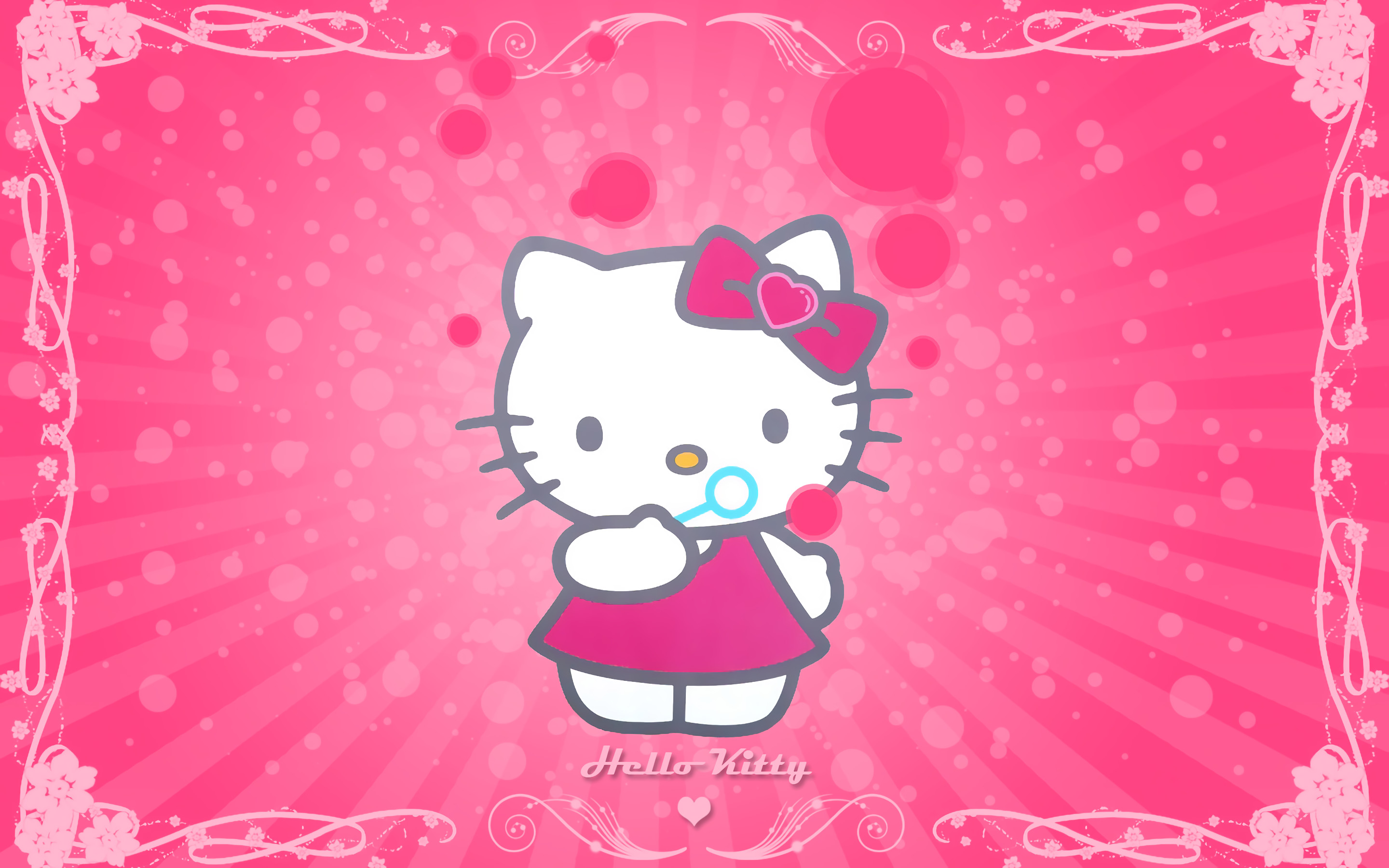 2880x1800 HD Wallpaper | Background Image ID:70264.  Anime Hello Kitty