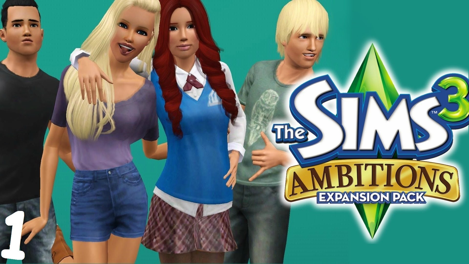 The Sims 3 Wallpaper (70+ images)