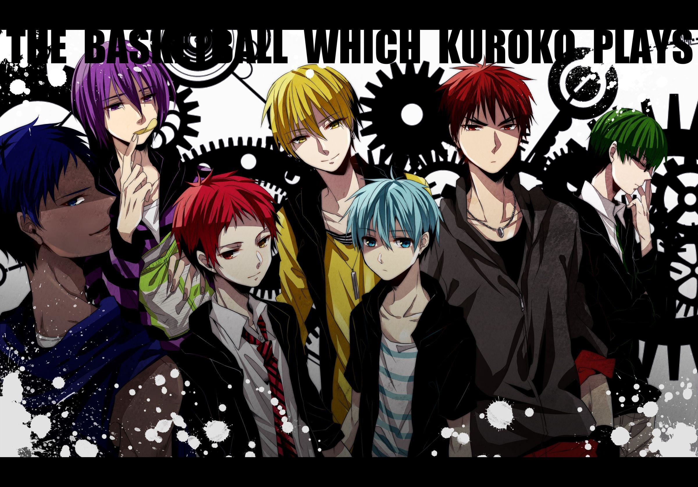 2400x1677 72 Kuroko's Basketball HD Wallpapers | Backgrounds - Wallpaper Abyss