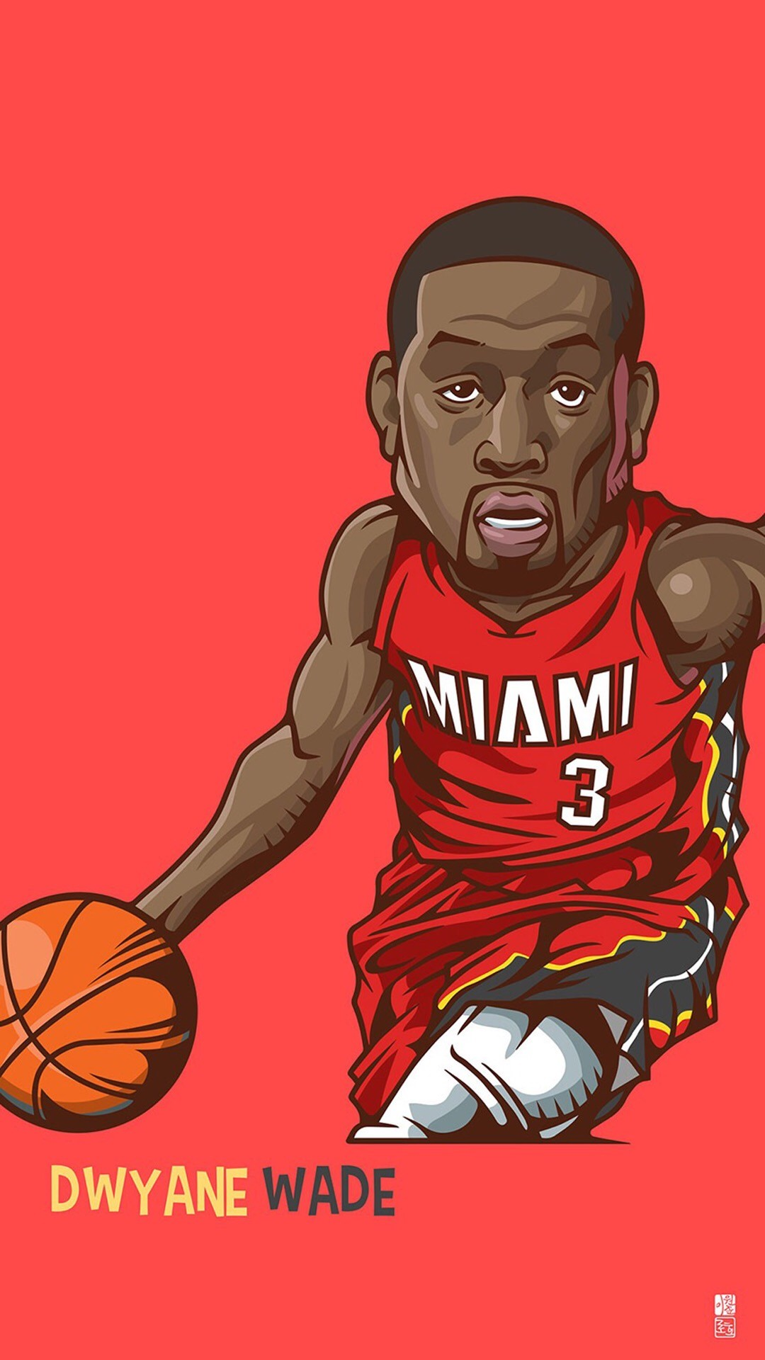 1080x1920 Best 25+ Dwyane wade wallpaper ideas only on Pinterest | Dwyane wade, Miami  heat and Mami heat
