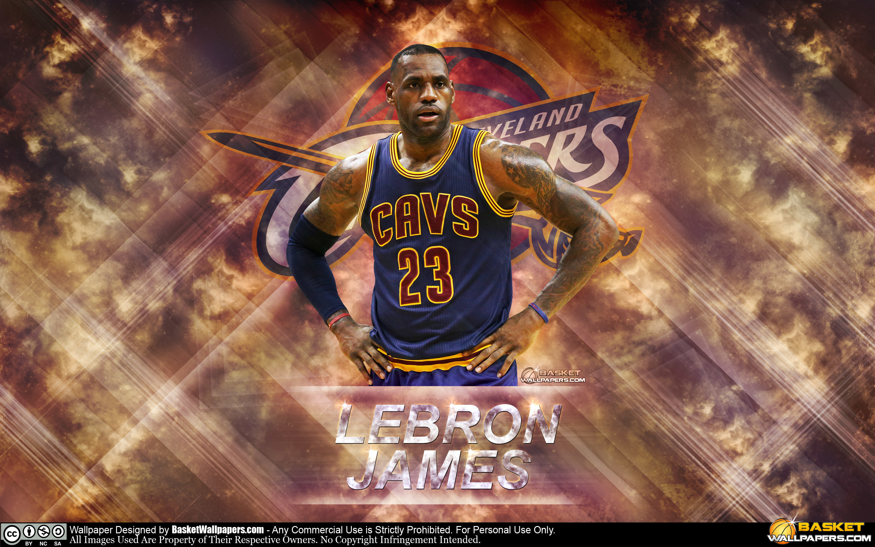 2880x1800 LeBron James The King 2016  Wallpaper