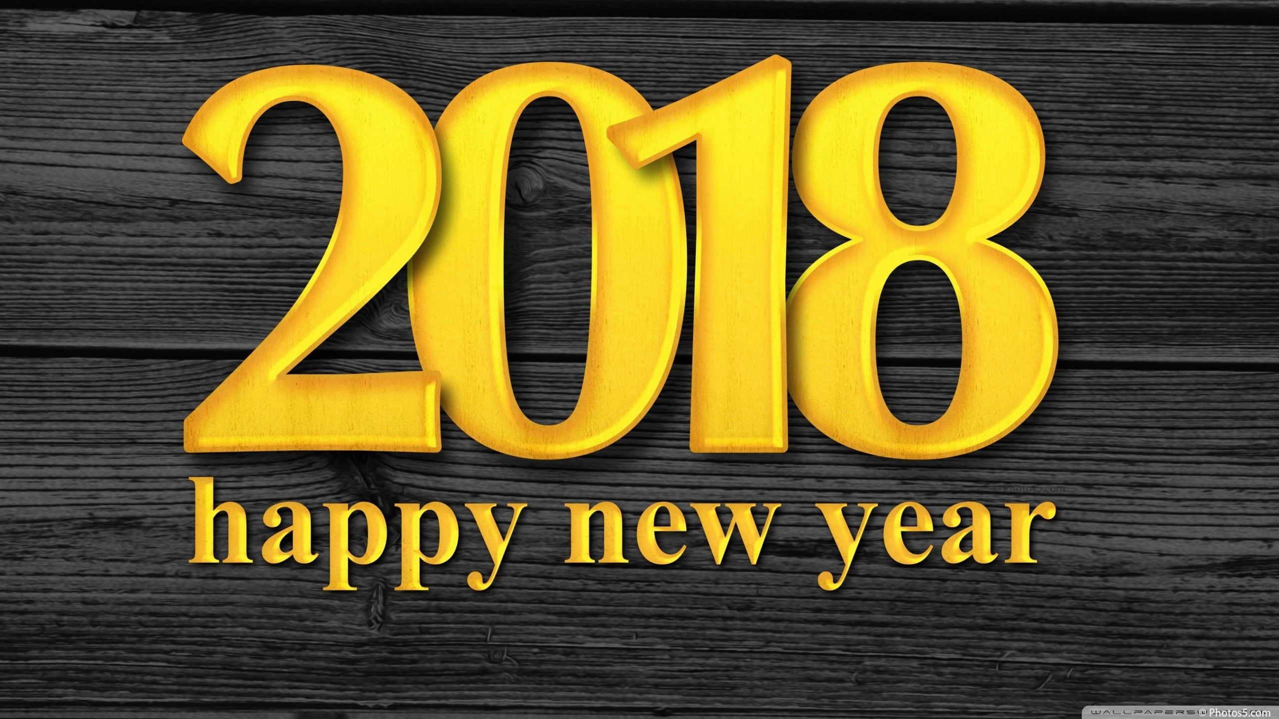 1920x1200 happy new year 2018 red theme wallpapers hd