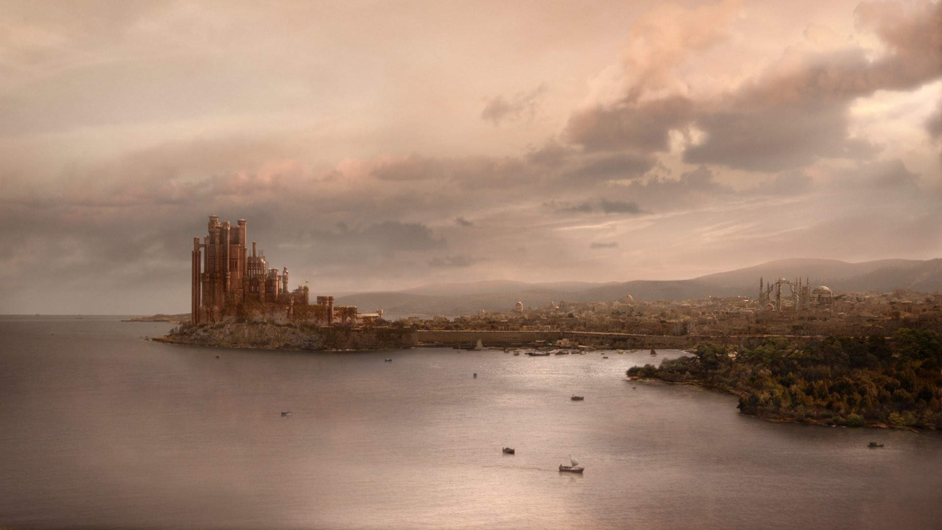 1920x1080 HD Wallpaper | Background ID:220983.  TV Show Game of Thrones. 65  Like. Favorite