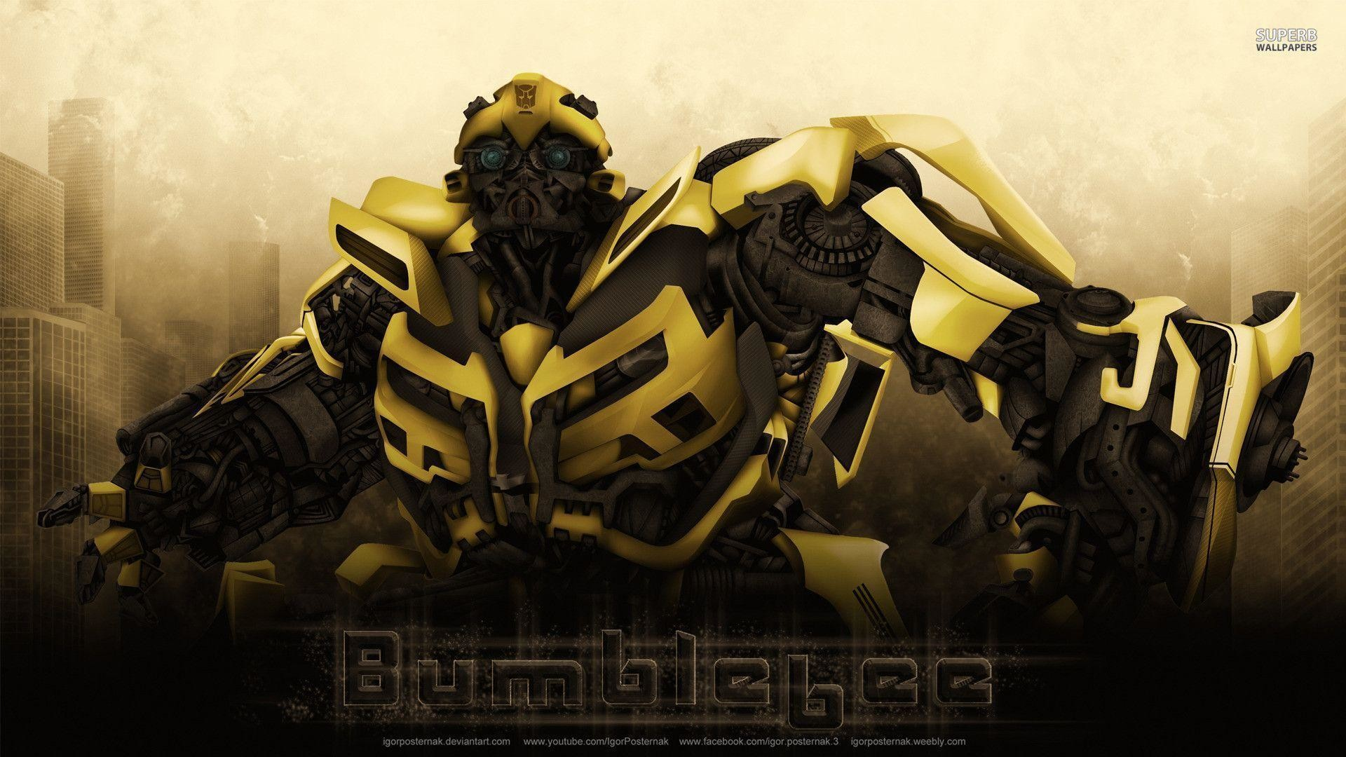 1920x1080 Bumblebee - Transformers wallpaper - Game wallpapers - #