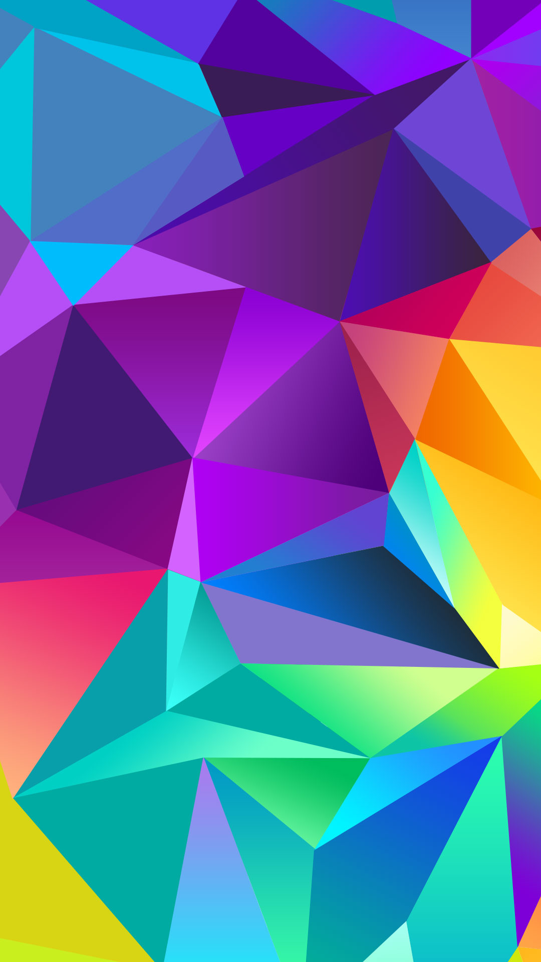 1080x1920 Colorful 3d Design Wallpaper. abstract iphone wallpaper