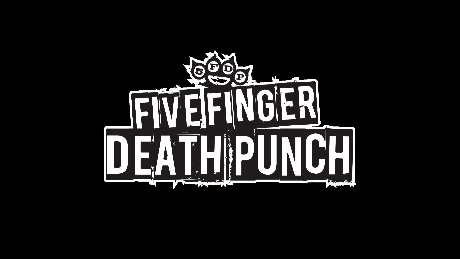 1920x1080 Five Finger Death Punch - The origin of Jekyll and Hyde