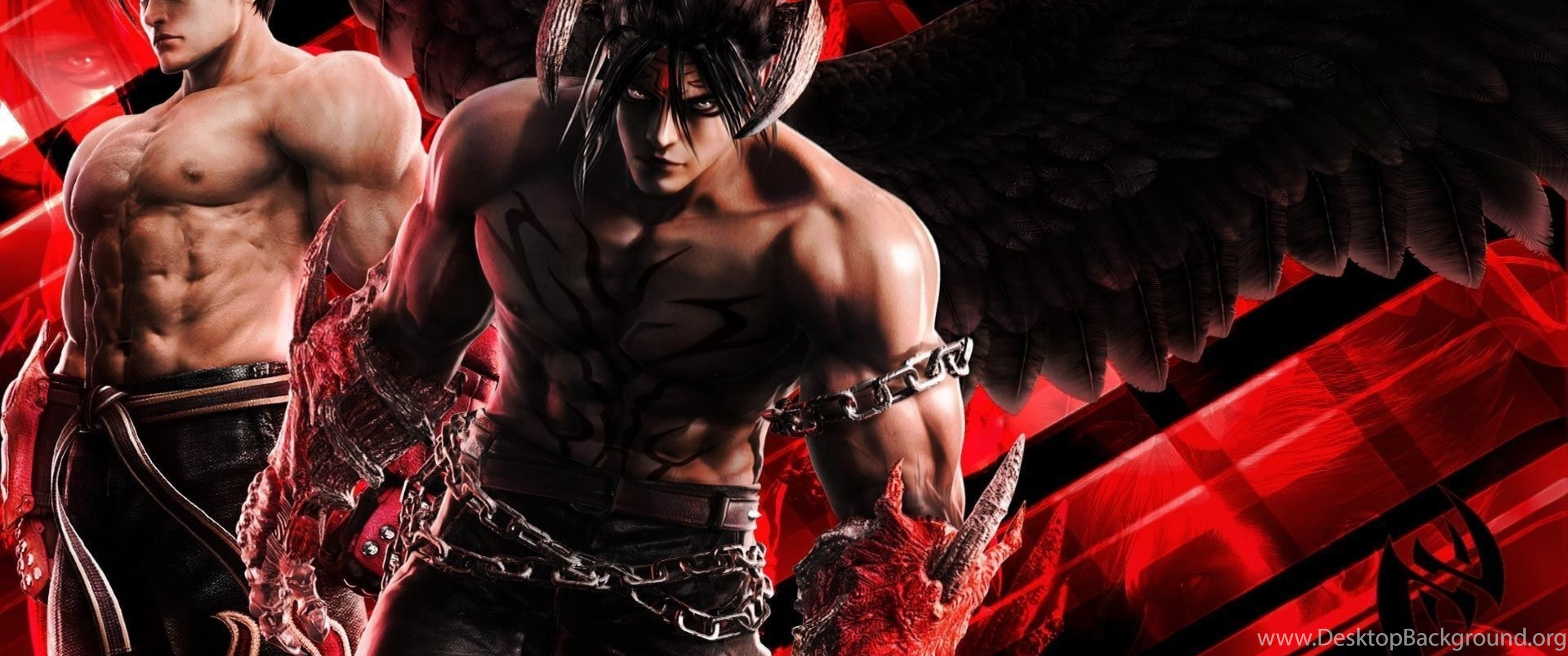Jin Kazama Devil Wallpaper (64+ images)