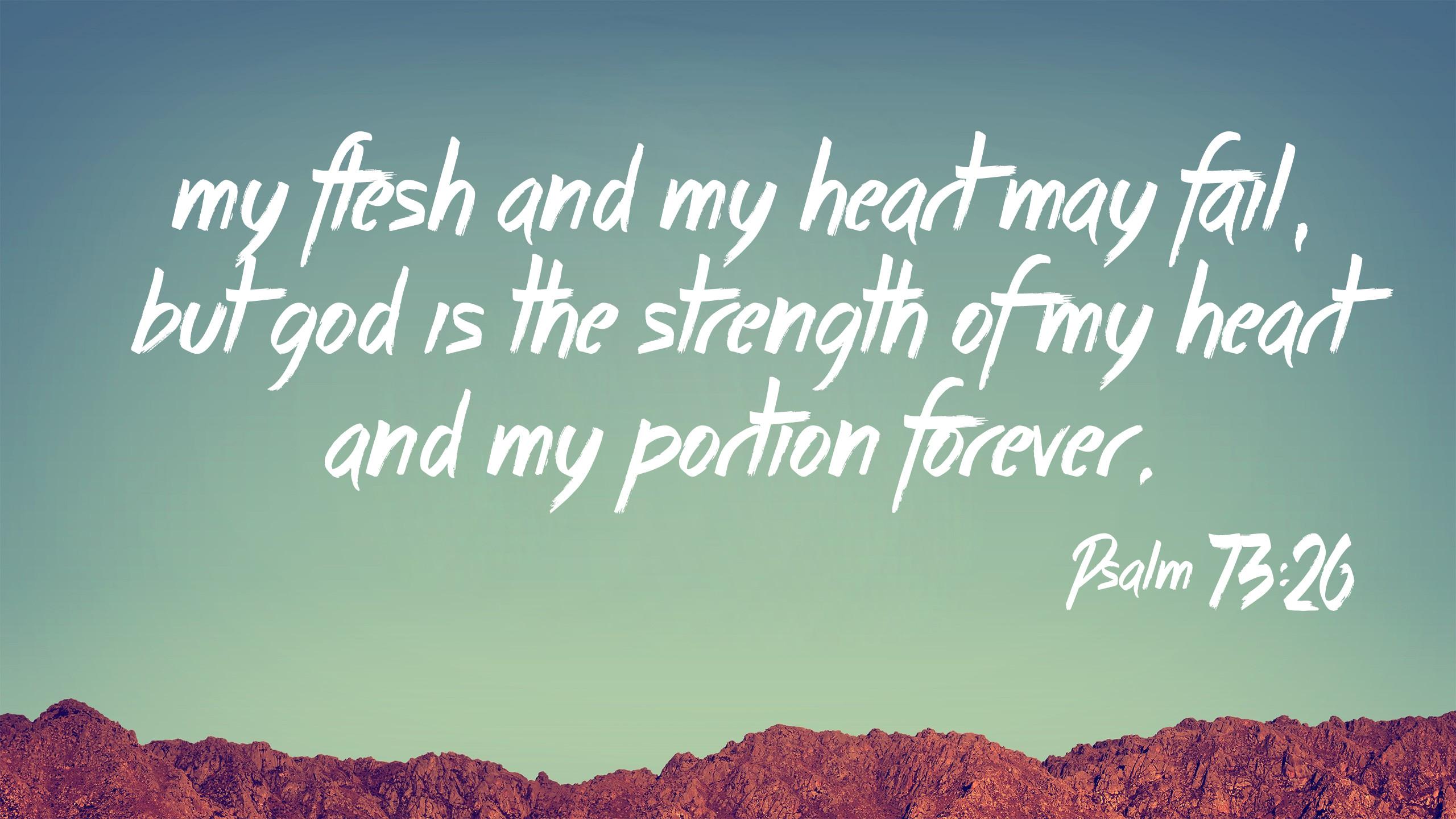 Inspirational Bible Quotes Desktop Wallpaper