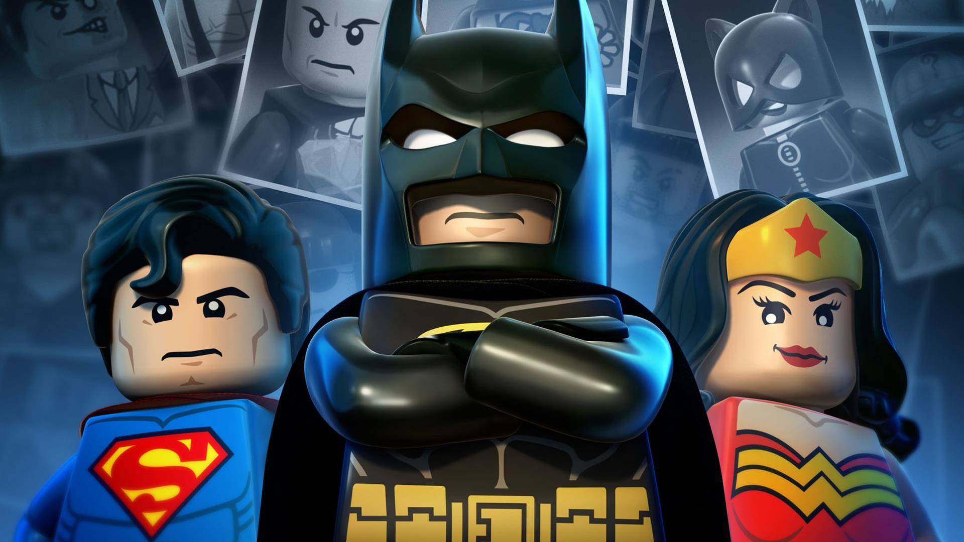 1920x1080 Video Game - LEGO Batman 2: DC Super Heroes Wallpaper