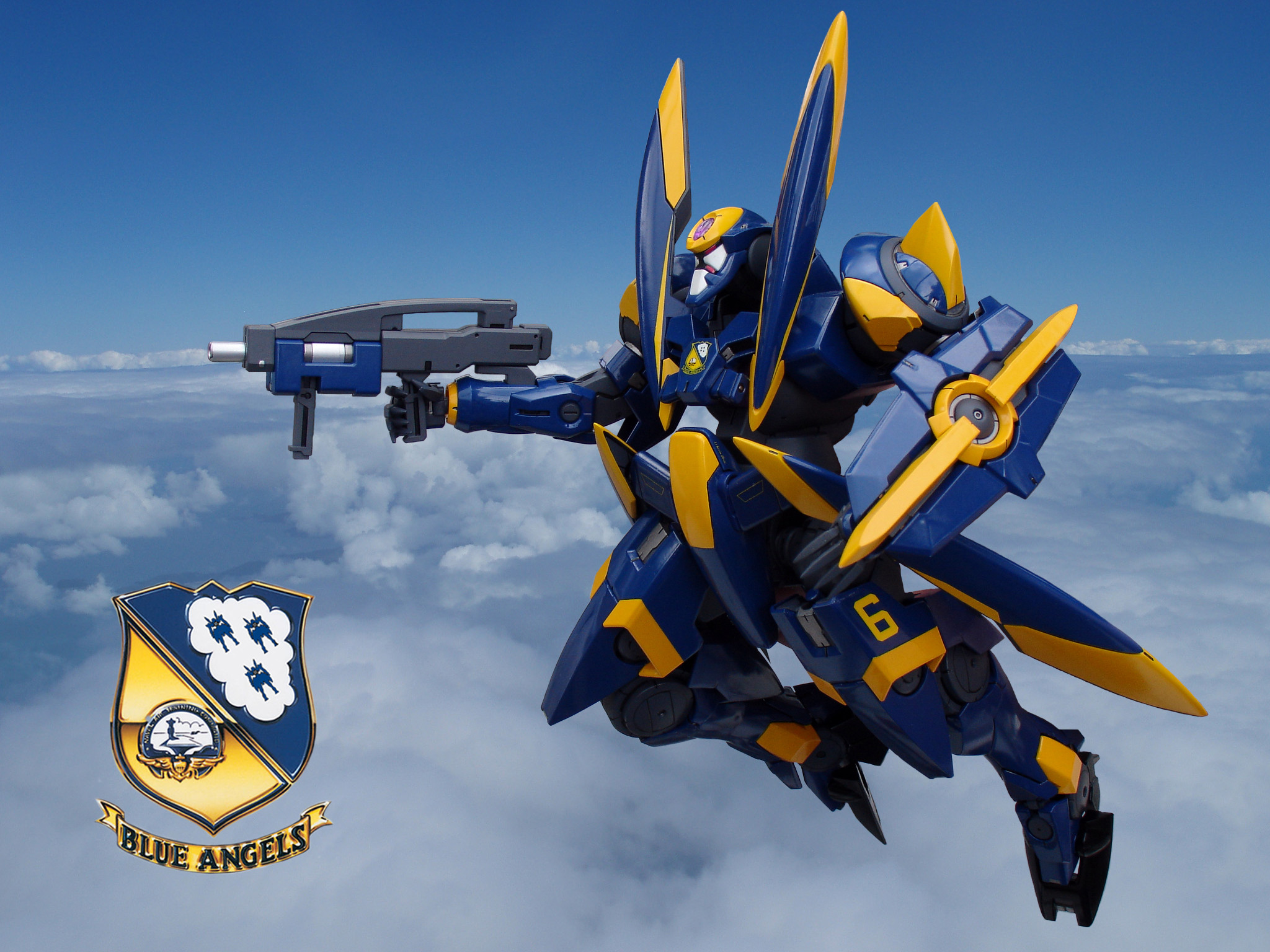 2048x1536 GN-X - Blue Angels 2320 version.
