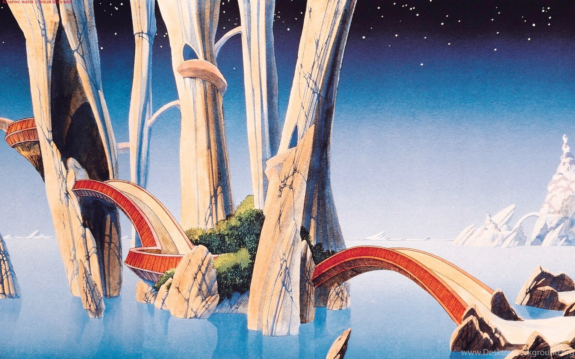 1920x1200 Roger Dean » Desktop Downloads