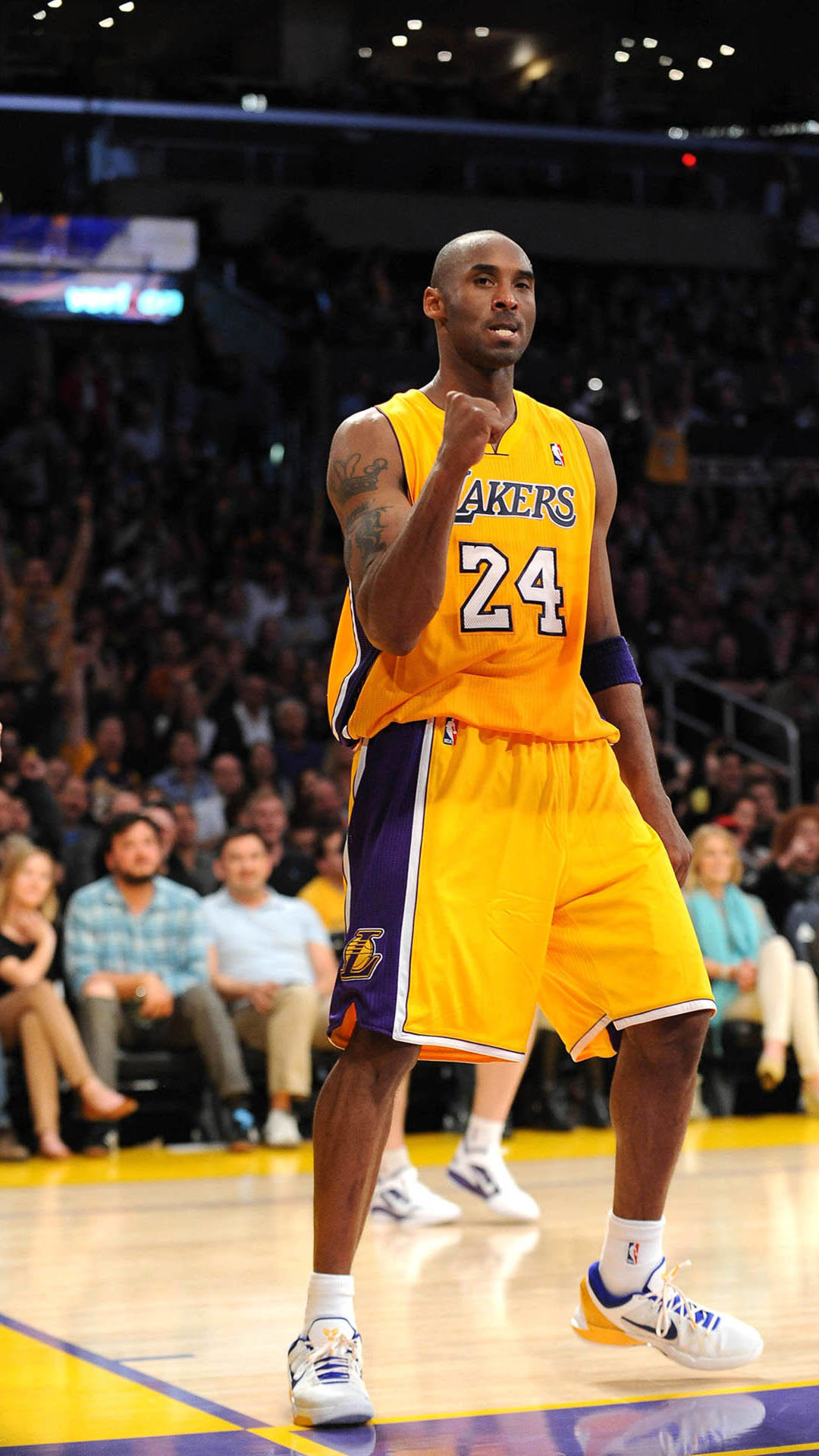 Kobe Bryant iPhone Wallpaper (76+ images)
