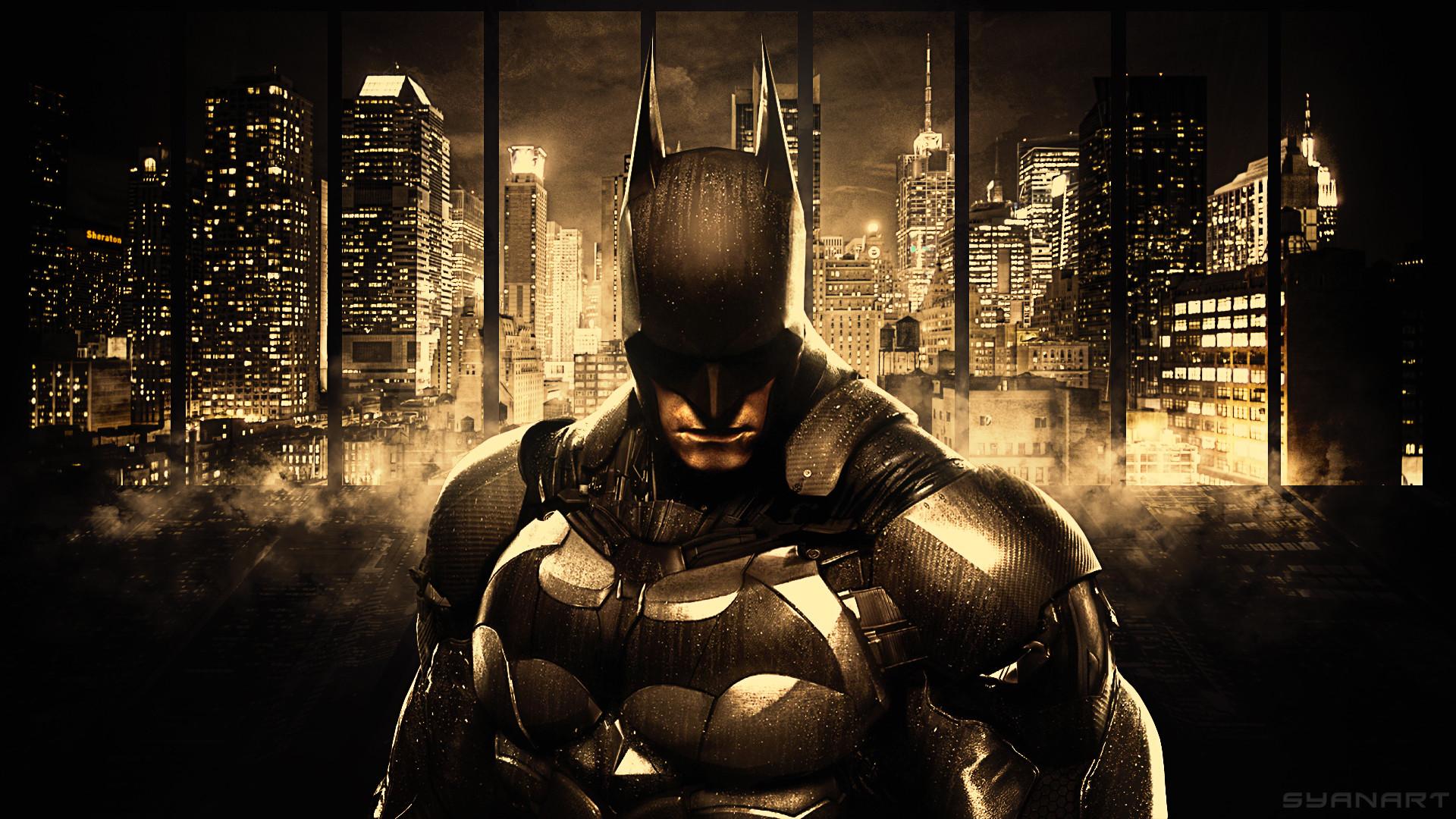 Batman Arkham Knight 4K Wallpaper (67+ images)
