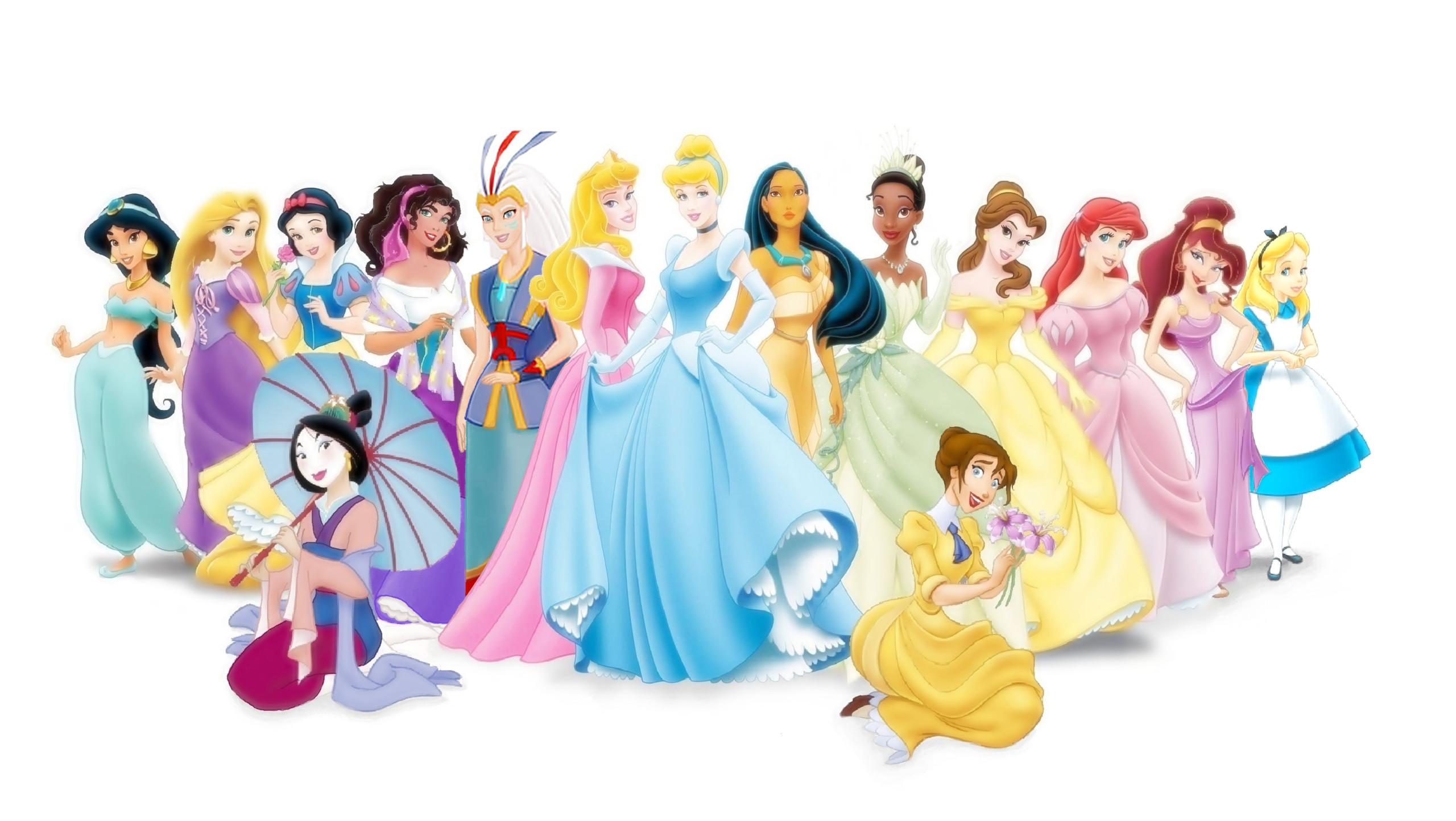1920x1080 Walt Disney Princess Ariel HD Wallpaper