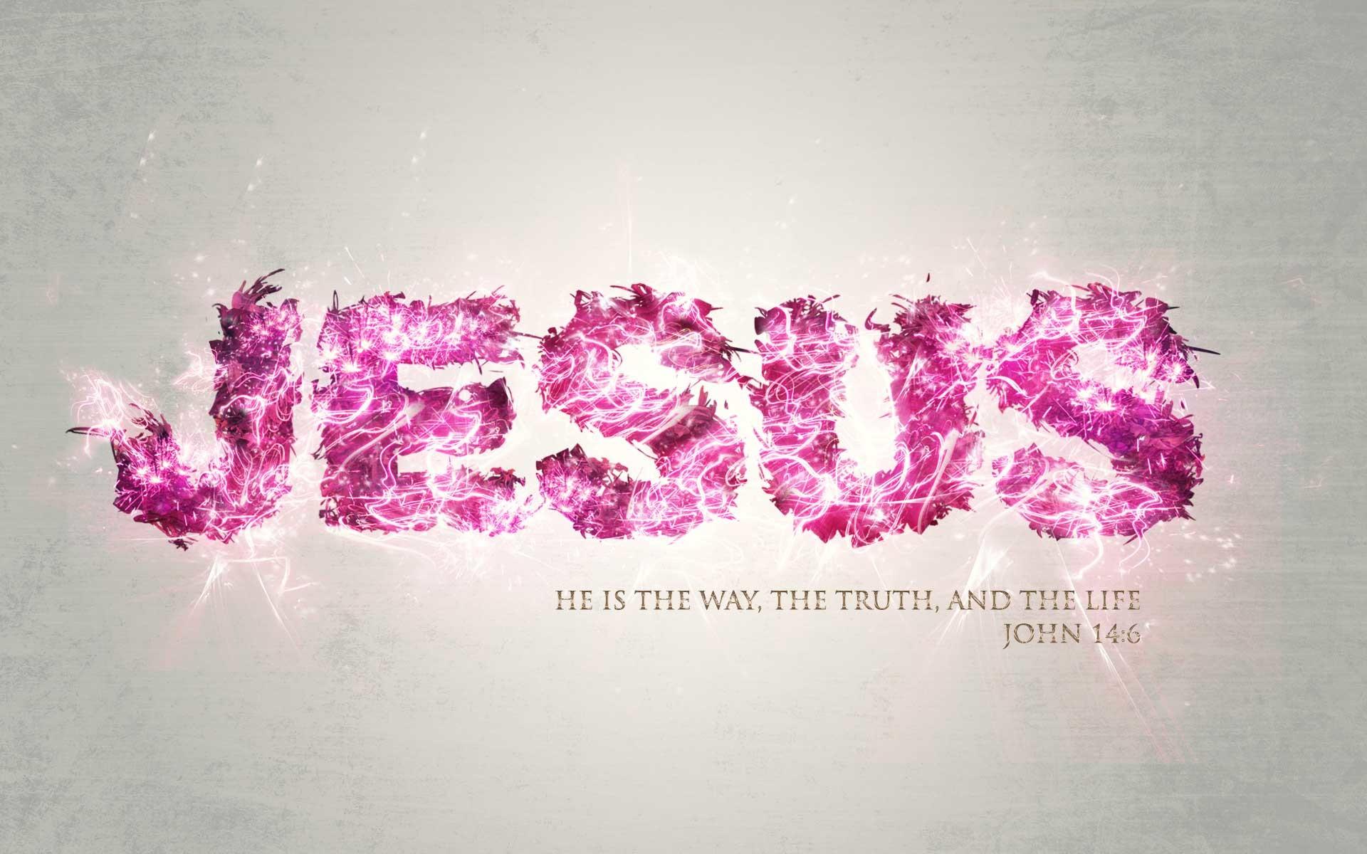 1920x1080 Jesus Name Wallpaper