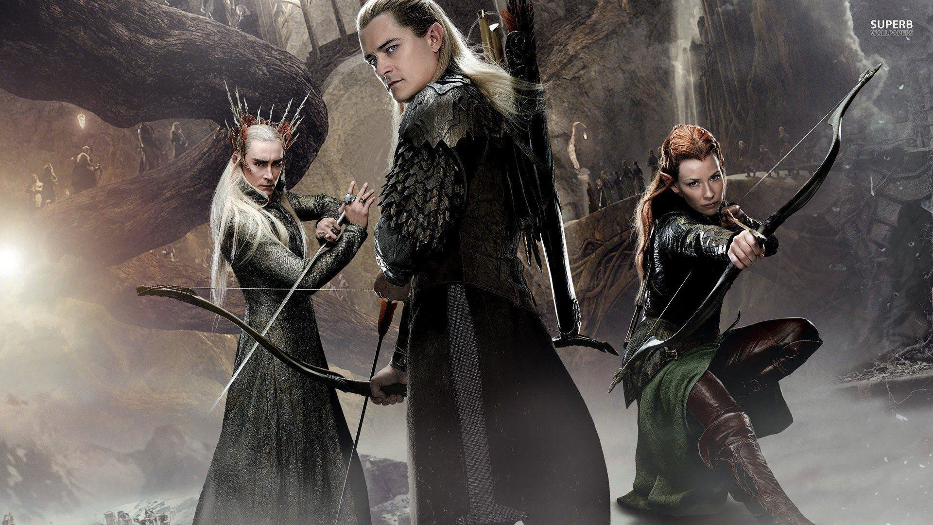 1920x1080 Legolas And Tauriel Wallpapers - Simonwil.com