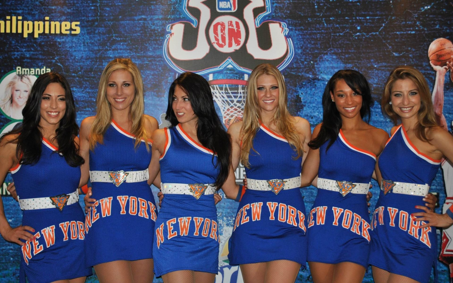 1920x1200 New York Knicks cheerleader basketball nba f wallpaper |  | 159764  | WallpaperUP