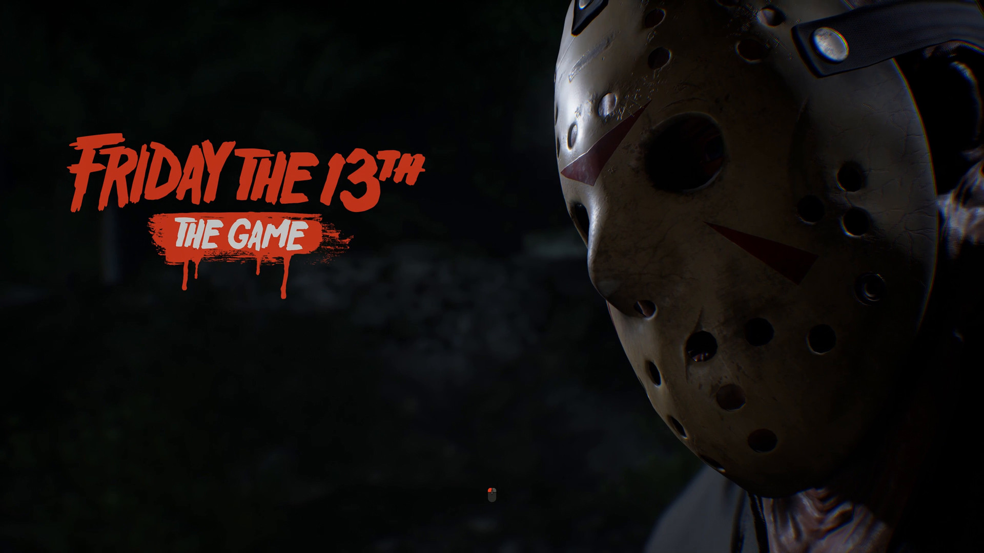 1920x1080 Jason z Friday the 13th: The Game Wallpaper from Friday the 13th: The Game
