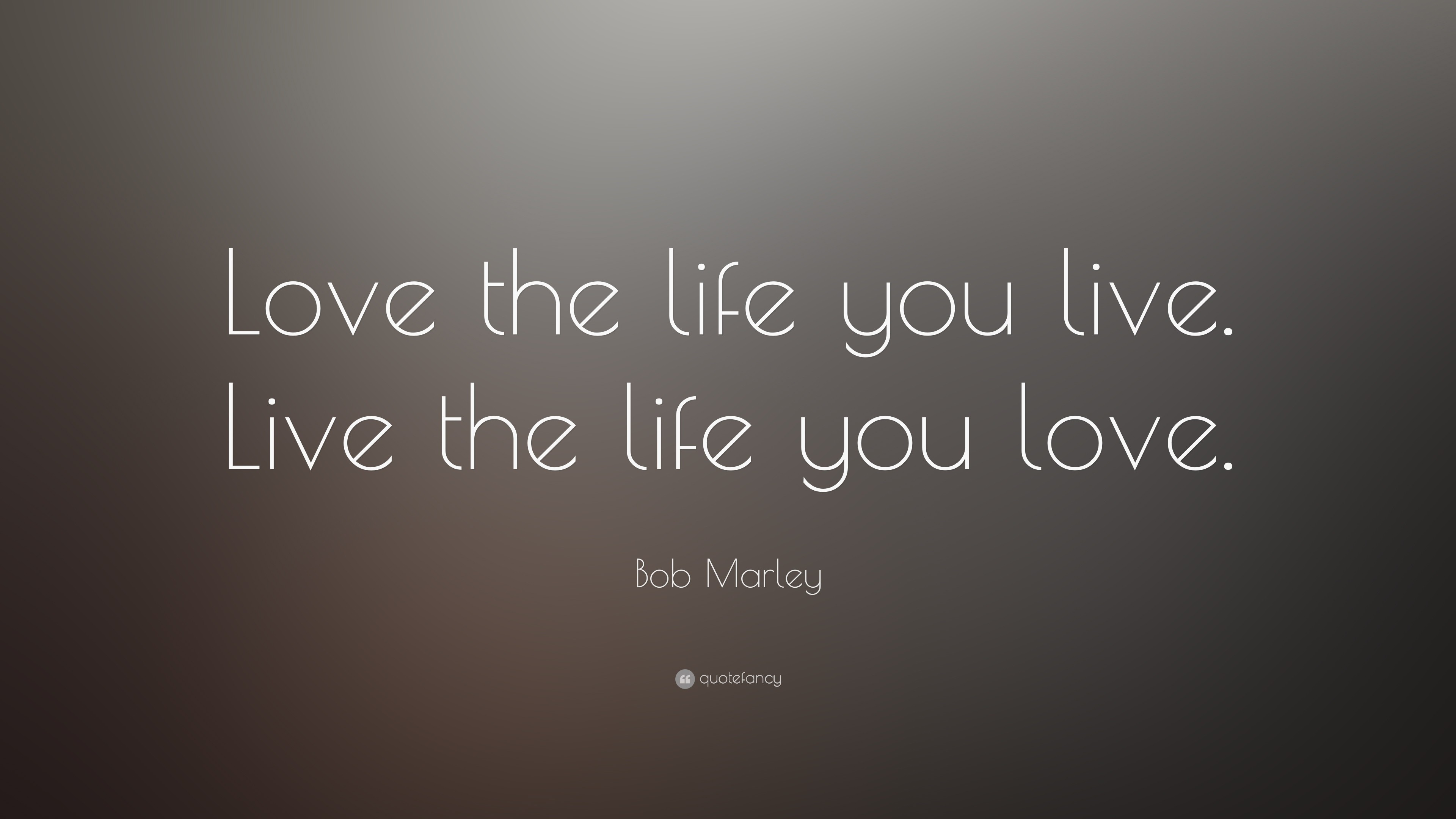 This Thing Called Life Quotes Bob Marley Quotes Wallpaper 74 Images