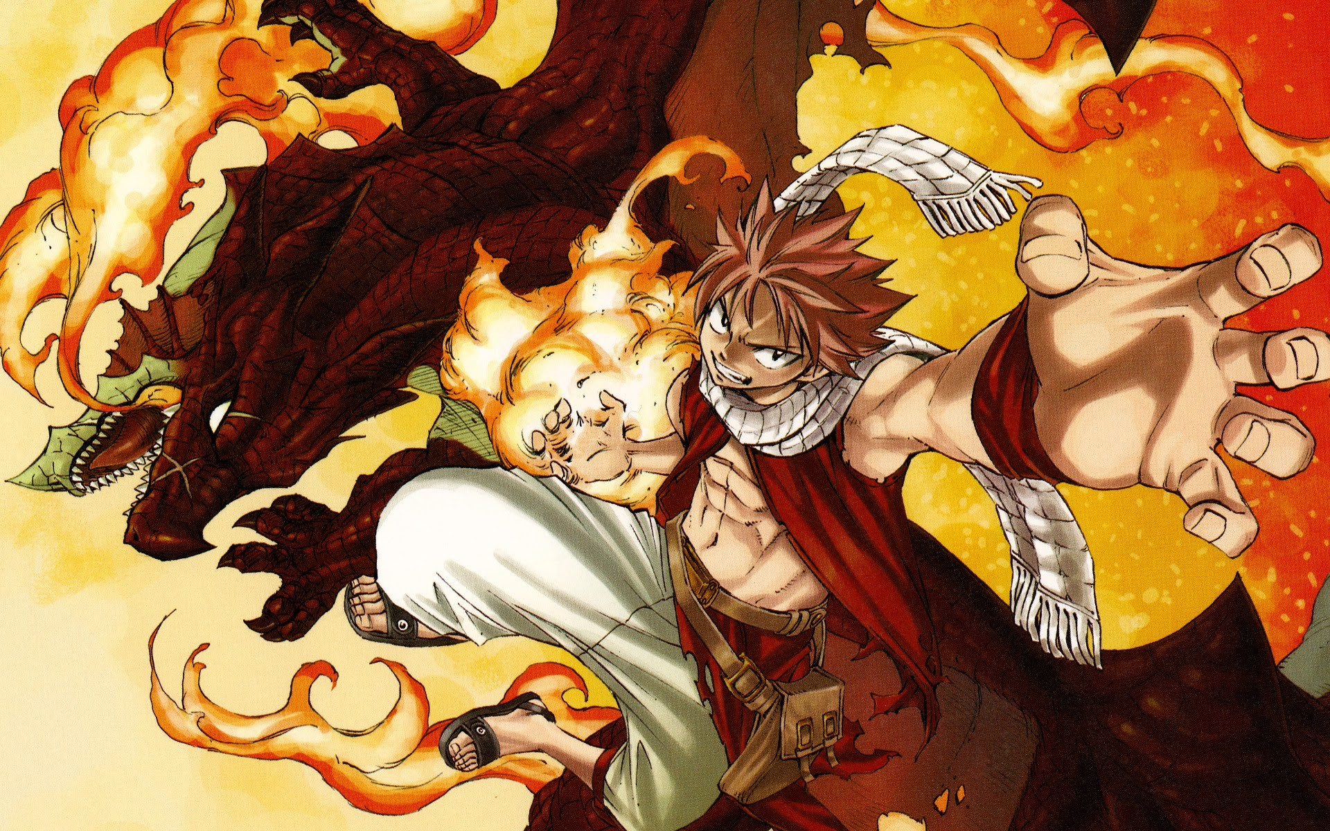 Fairy Tail Dragon Slayer Wallpaper 69 Images