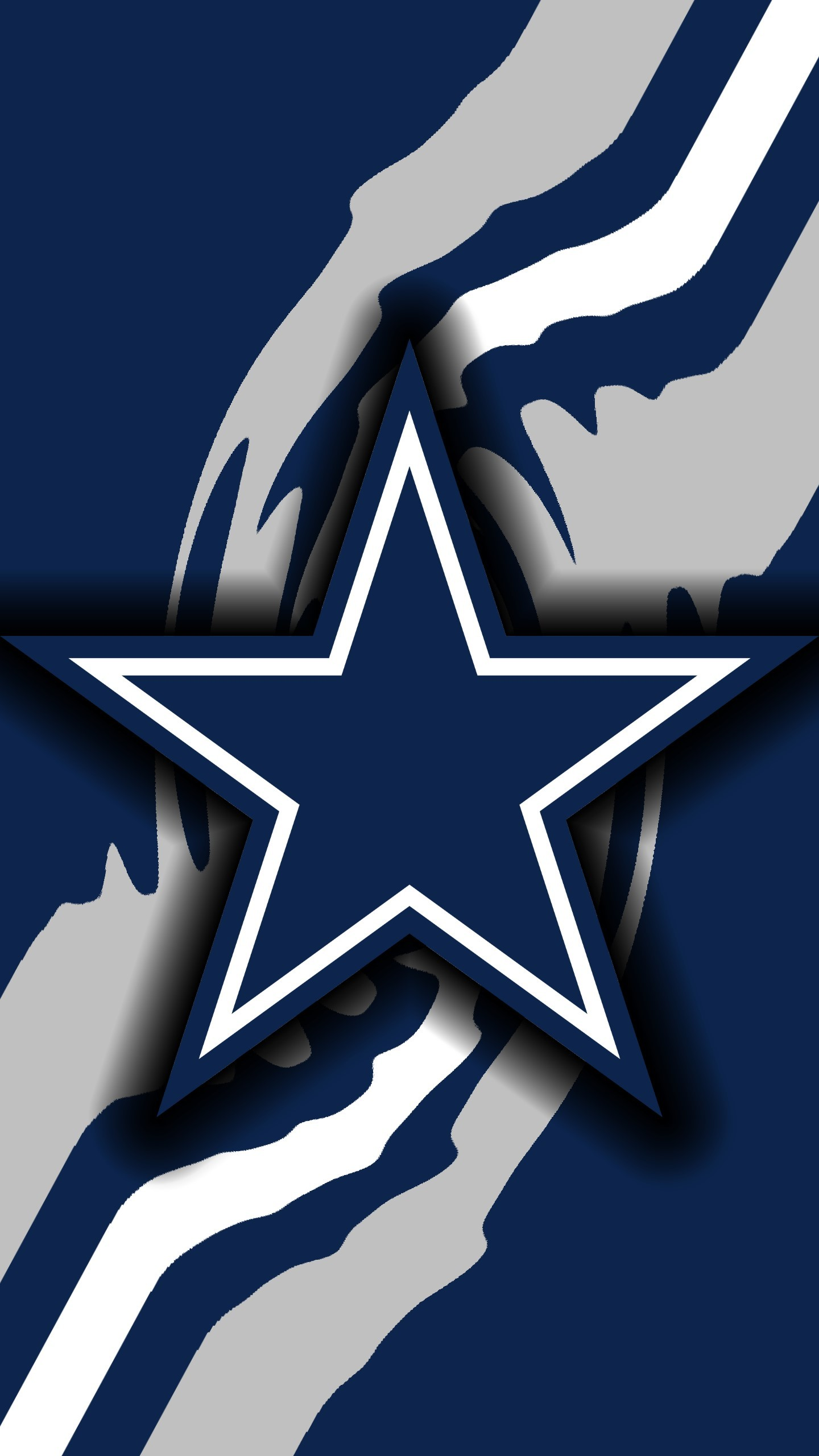 1440x2560 Dallas Cowboys Computer Wallpaper