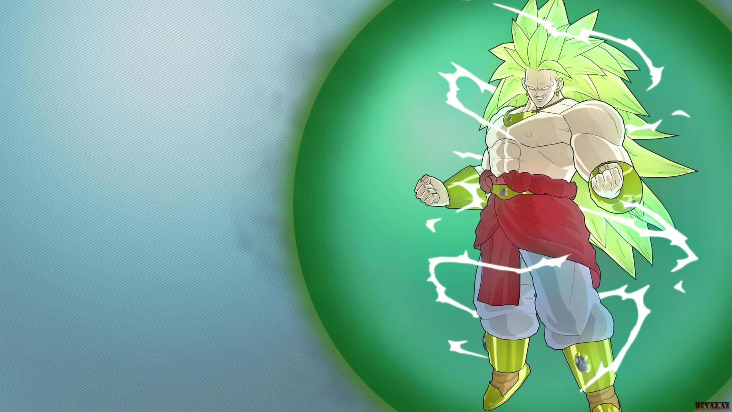 2560x1440 Dragon Ball Z Broly Wallpapers Picture