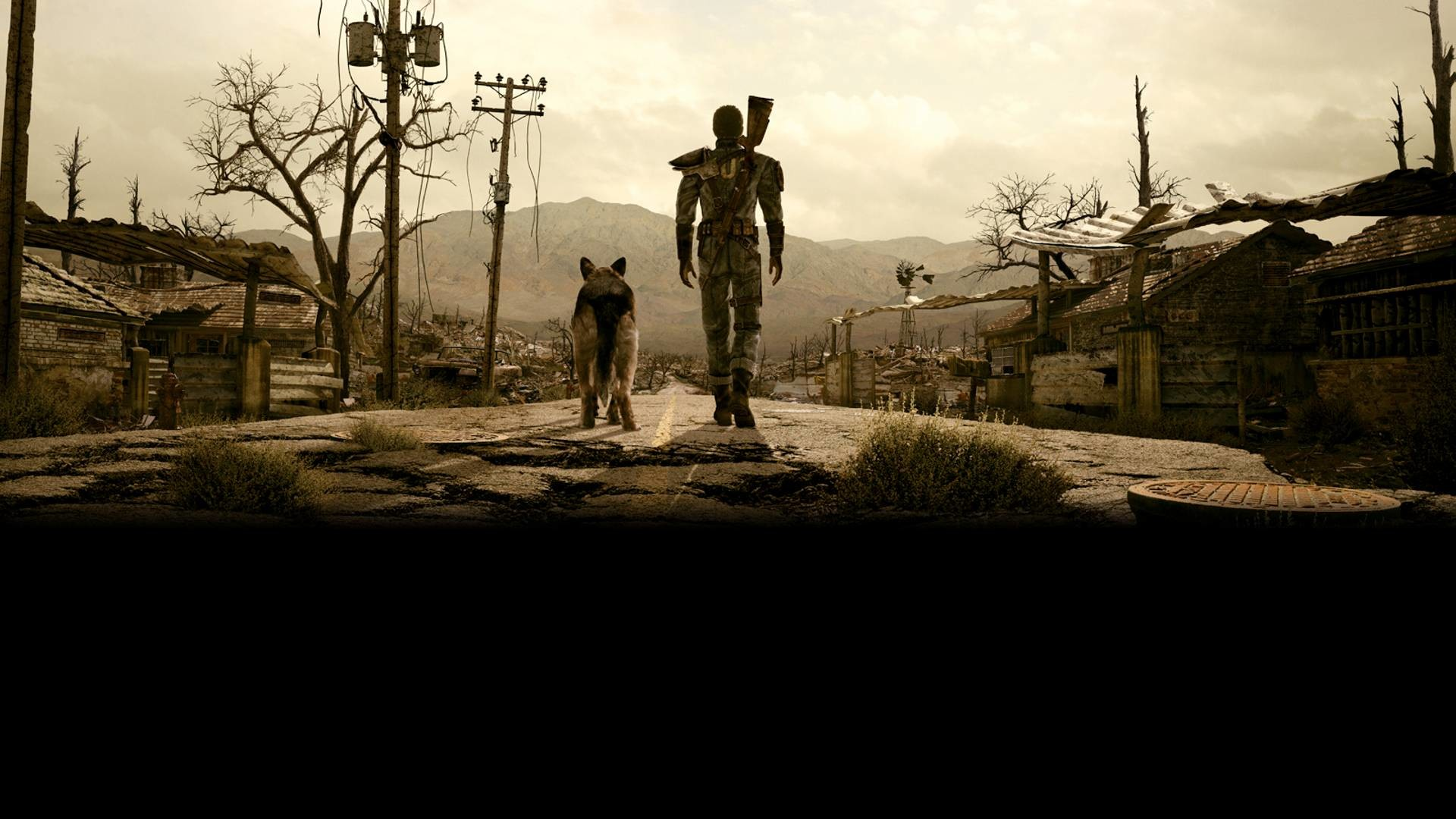 1920x1080 Fallout 3 Background : Fallout Hd Wallpaper Background Wall .