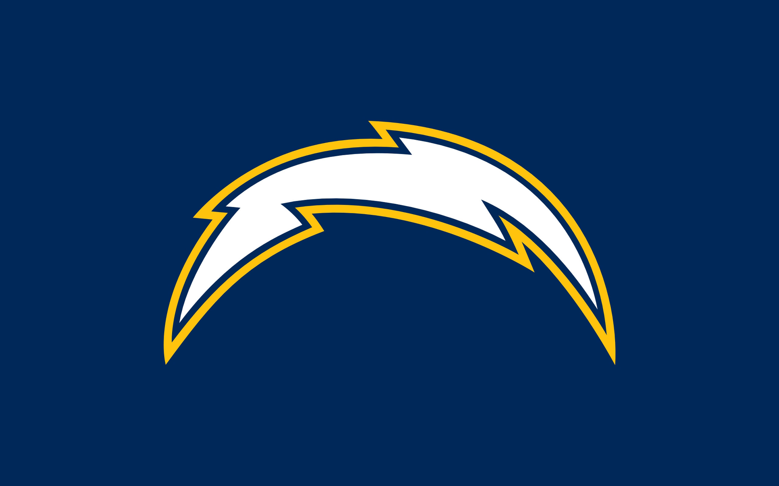 2560x1600 Chargers Football Logo Nfl Football Lo.