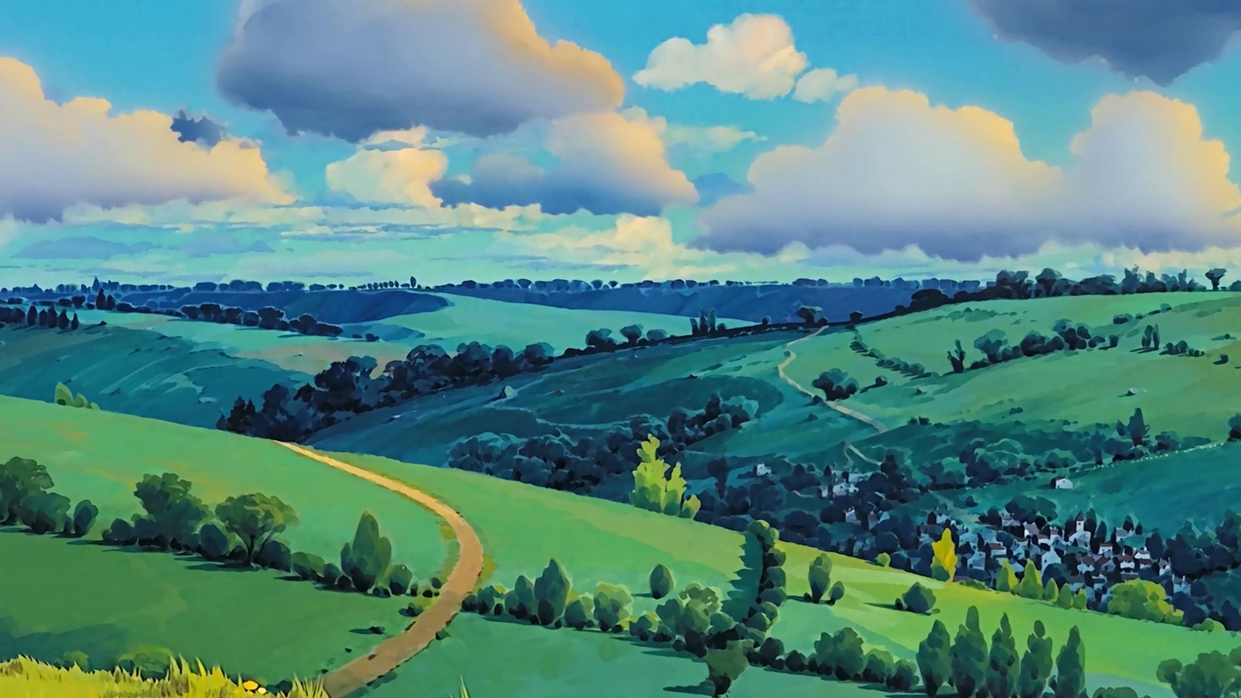 Celebrate The 75th Birthday Of Hayao Miyazaki With These: Miyazaki Wallpapers (69+ Images