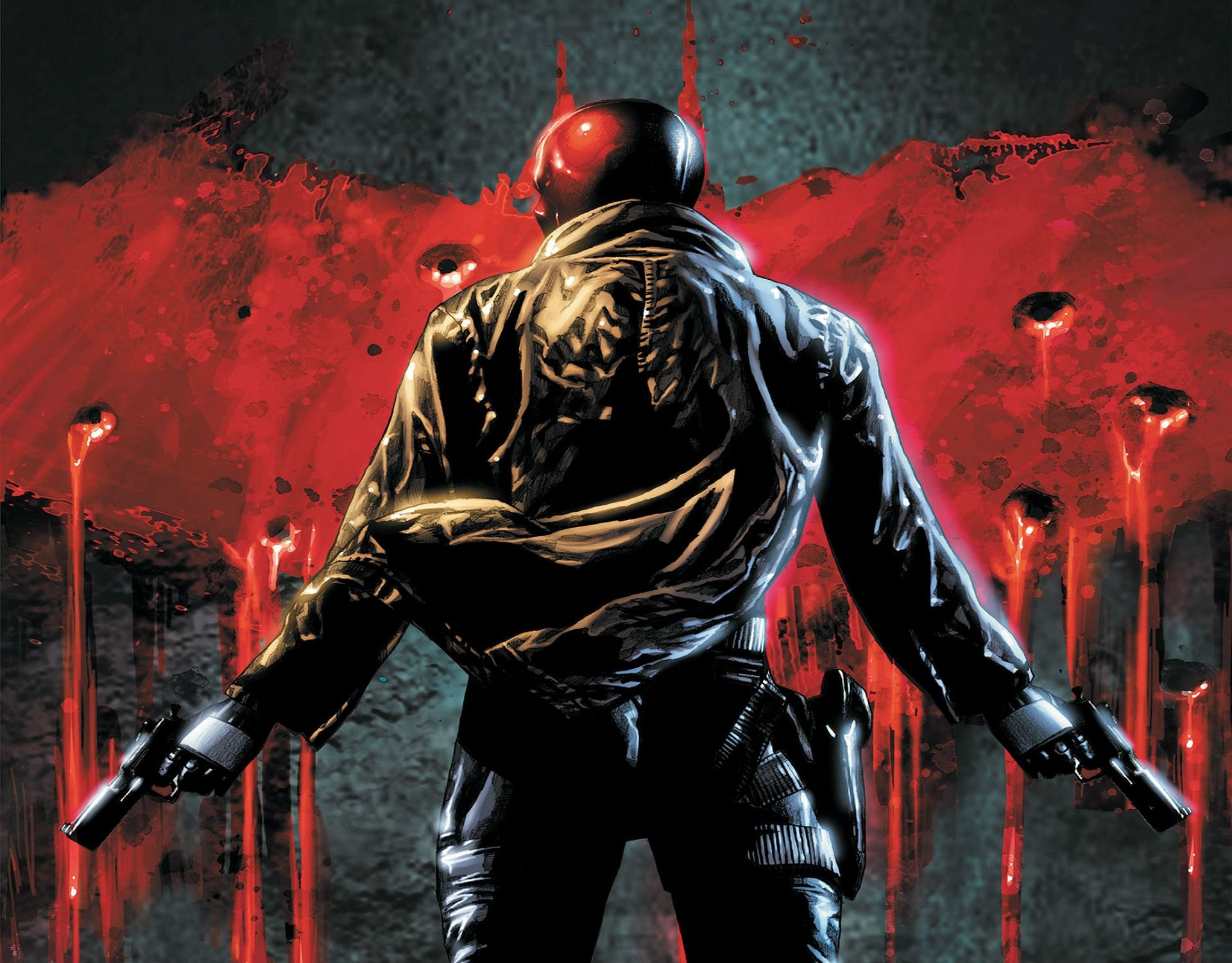 Red Hood Wallpapers (68+ images)