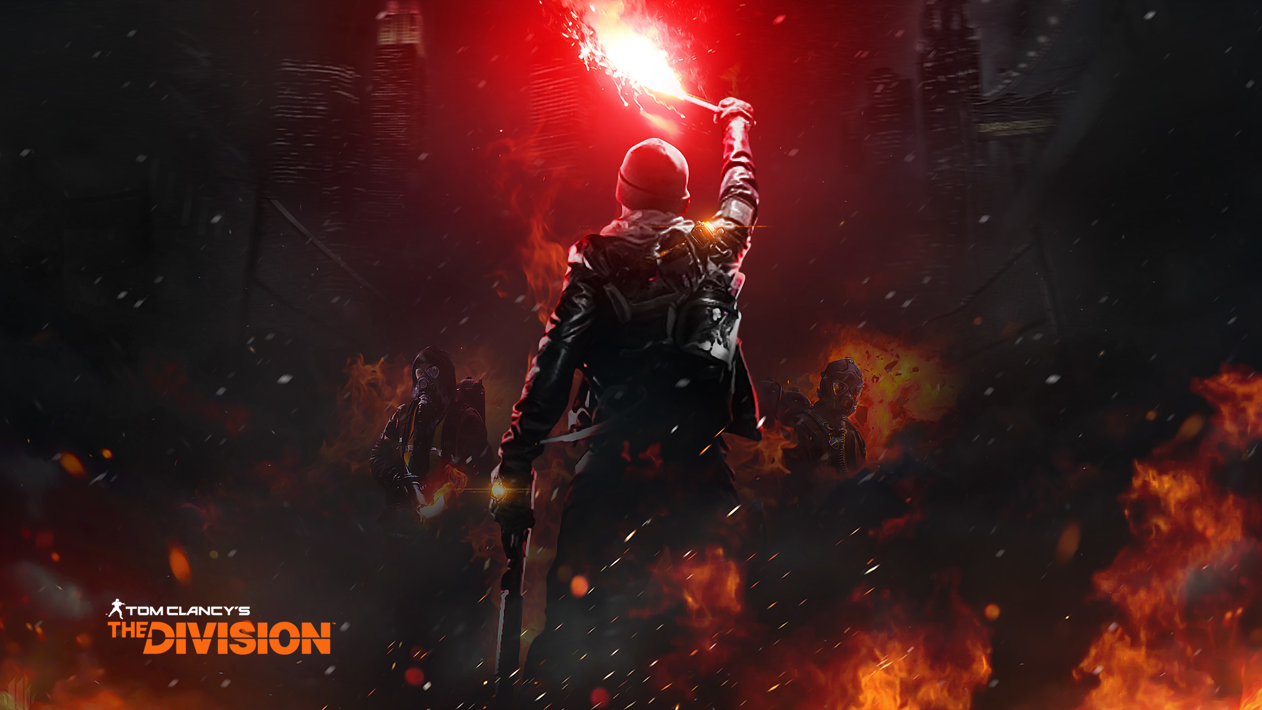 2560x1440 Awesome The Division Wallpaper Best