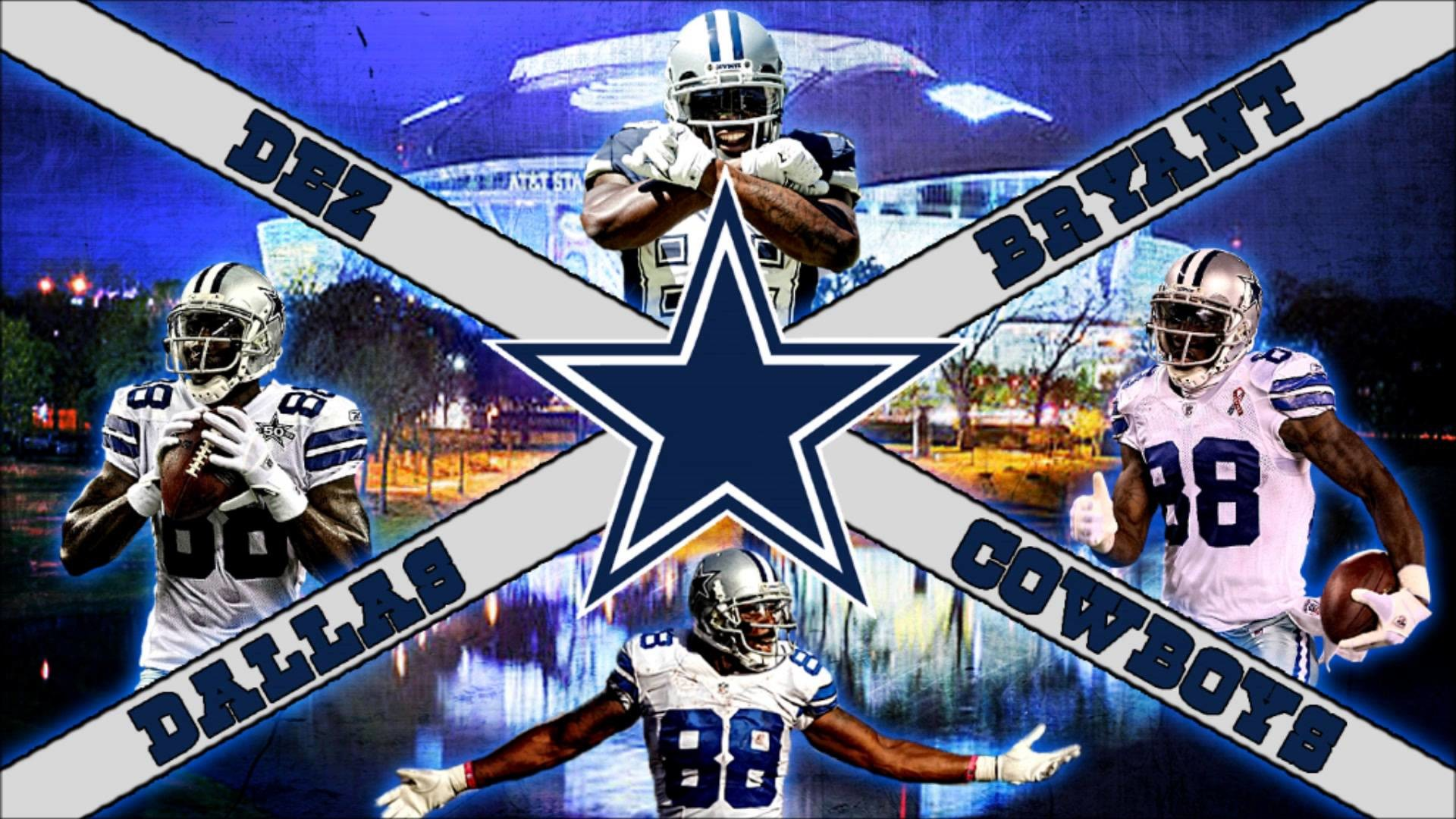 1920x1080 FREE NFL Dez Bryant Wallpaper - YouTube