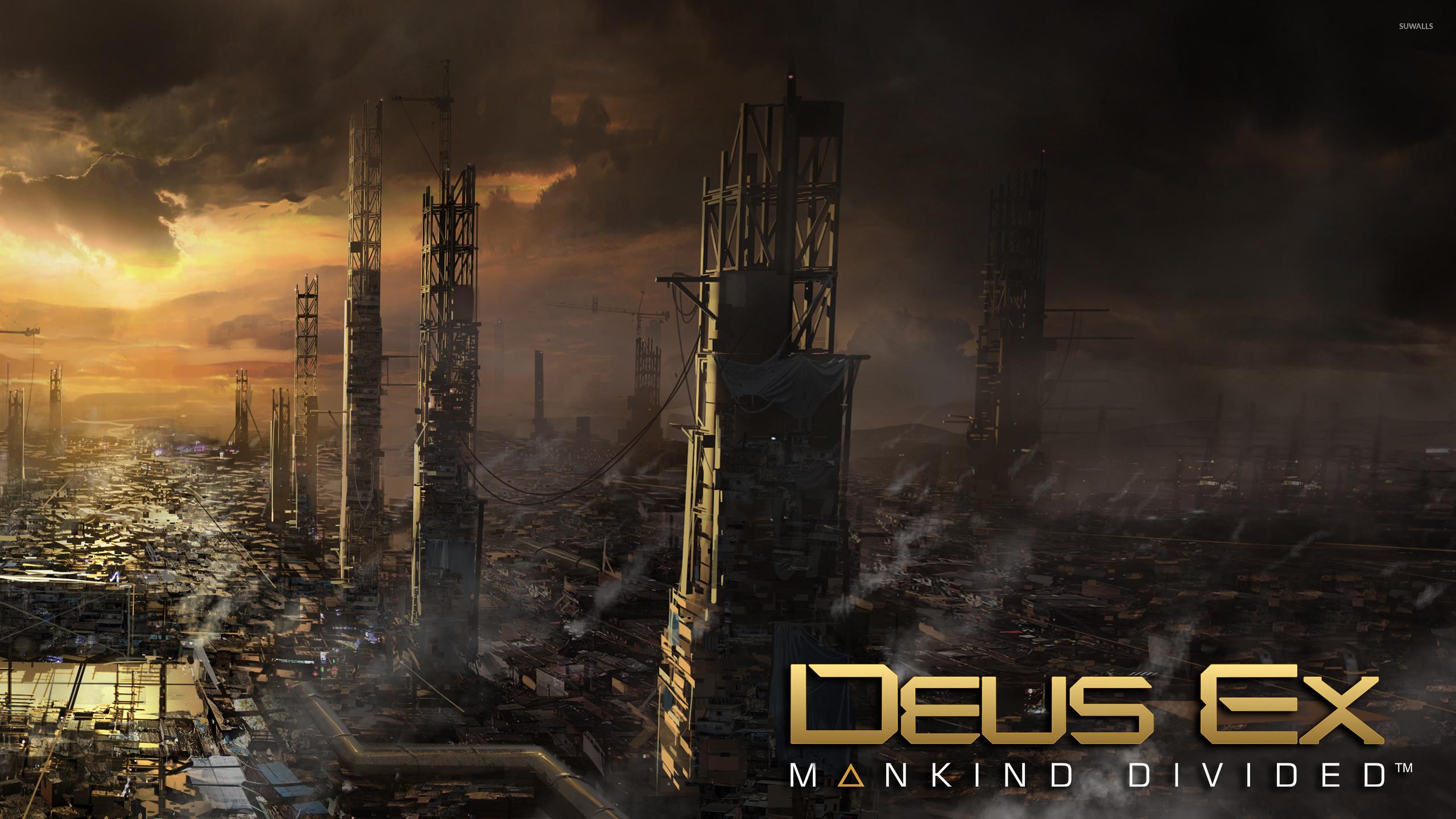 Deus Ex Mankind Divided Wallpaper: Deus Ex Wallpapers (77+ Images